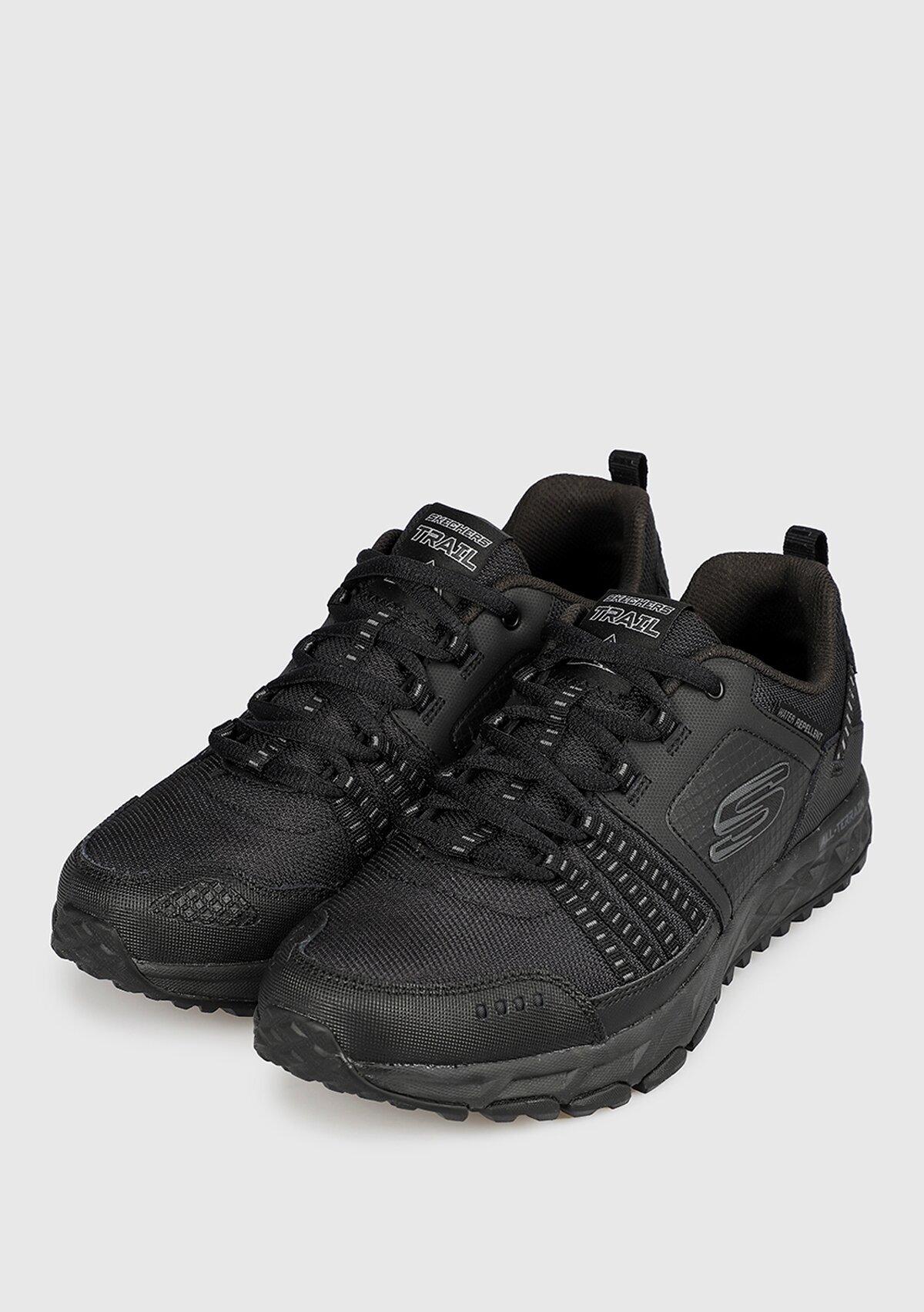 resm Escape Plan Siyah Erkek Sneaker 51591Bbk