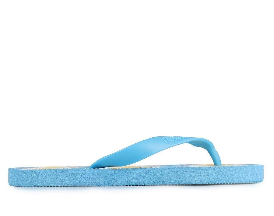 resm Mavi Kız Çocuk Plaj Terliği