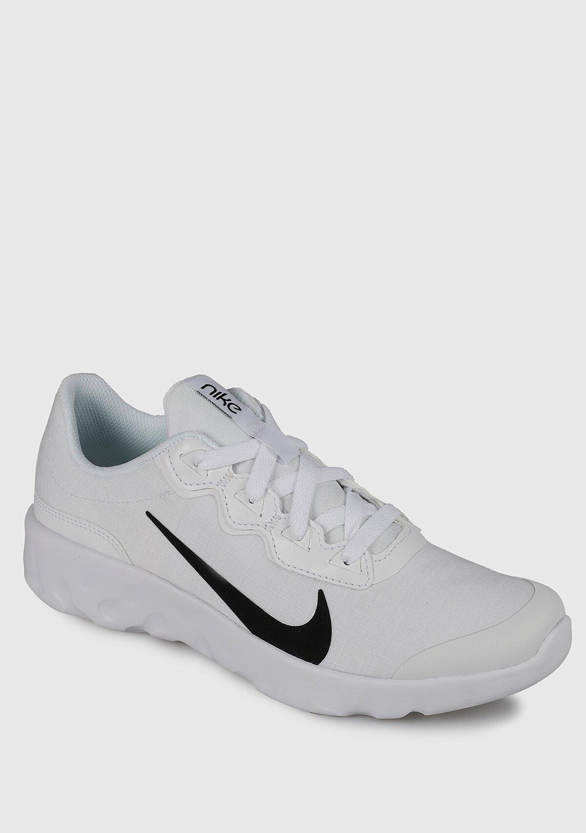 resm Explore Strada Beyaz Kadın Koşu Ayakkabısı Cd9017-100