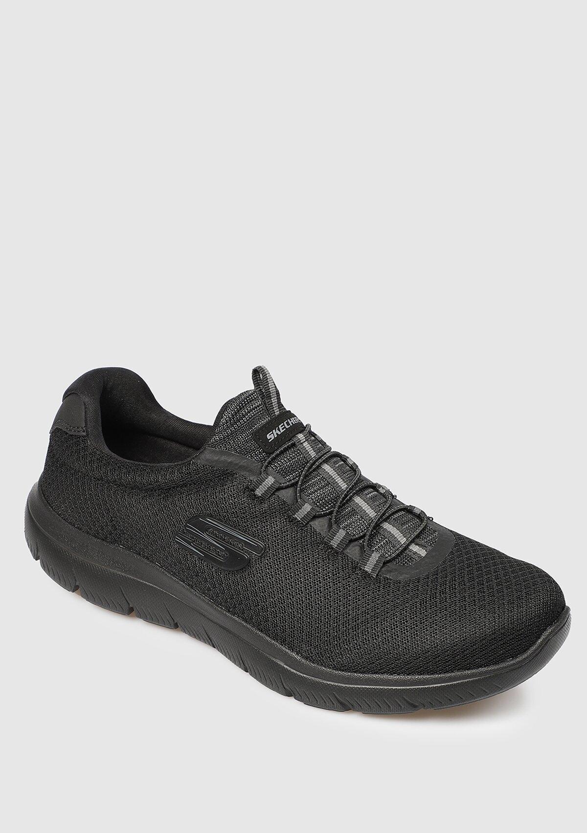resm Summits Siyah Erkek Sneaker 52811Bbk