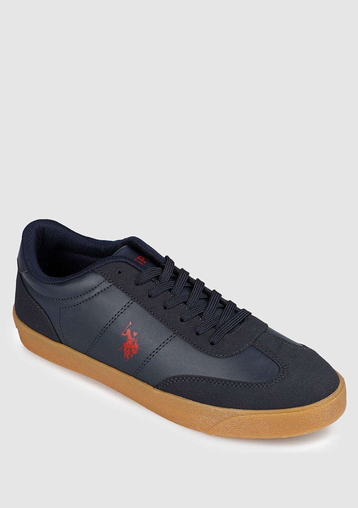 resm Lacivert Erkek Sneaker