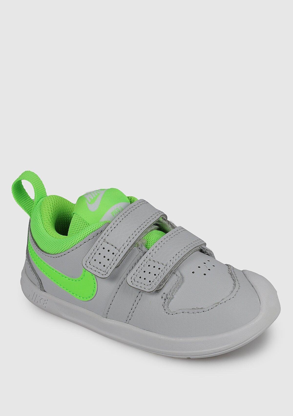 resm Pico 5 Gri Unisex Spor Ayakkabısı Ar4162-002