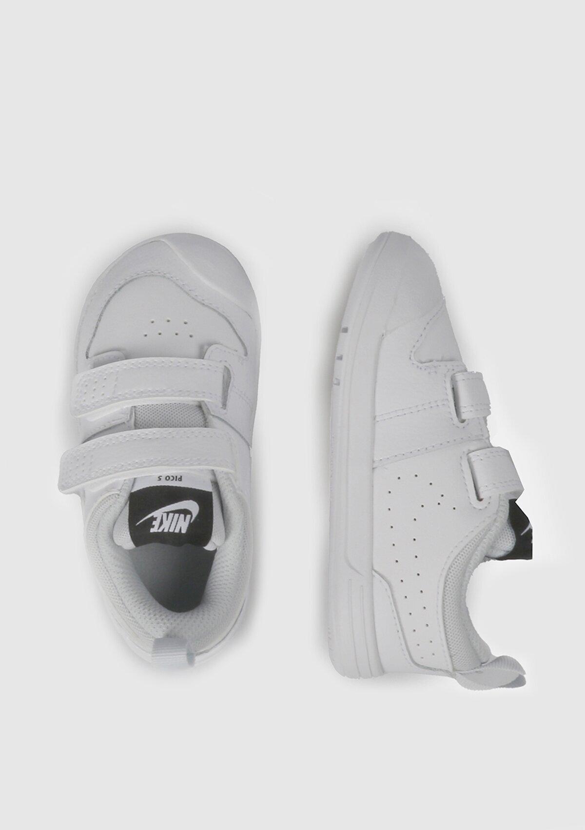 resm Pico 5 Beyaz Unisex Spor Ayakkabısı Ar4162-100
