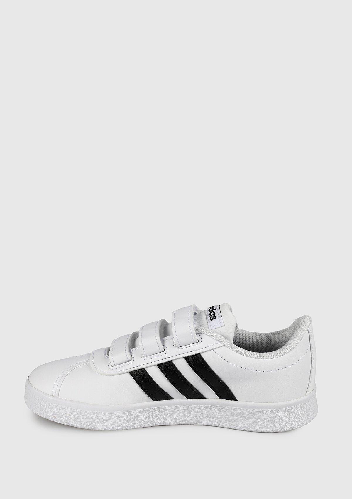 resm Vl Court Cmf C Beyaz Unisex Spor Ayakkabı Db1837