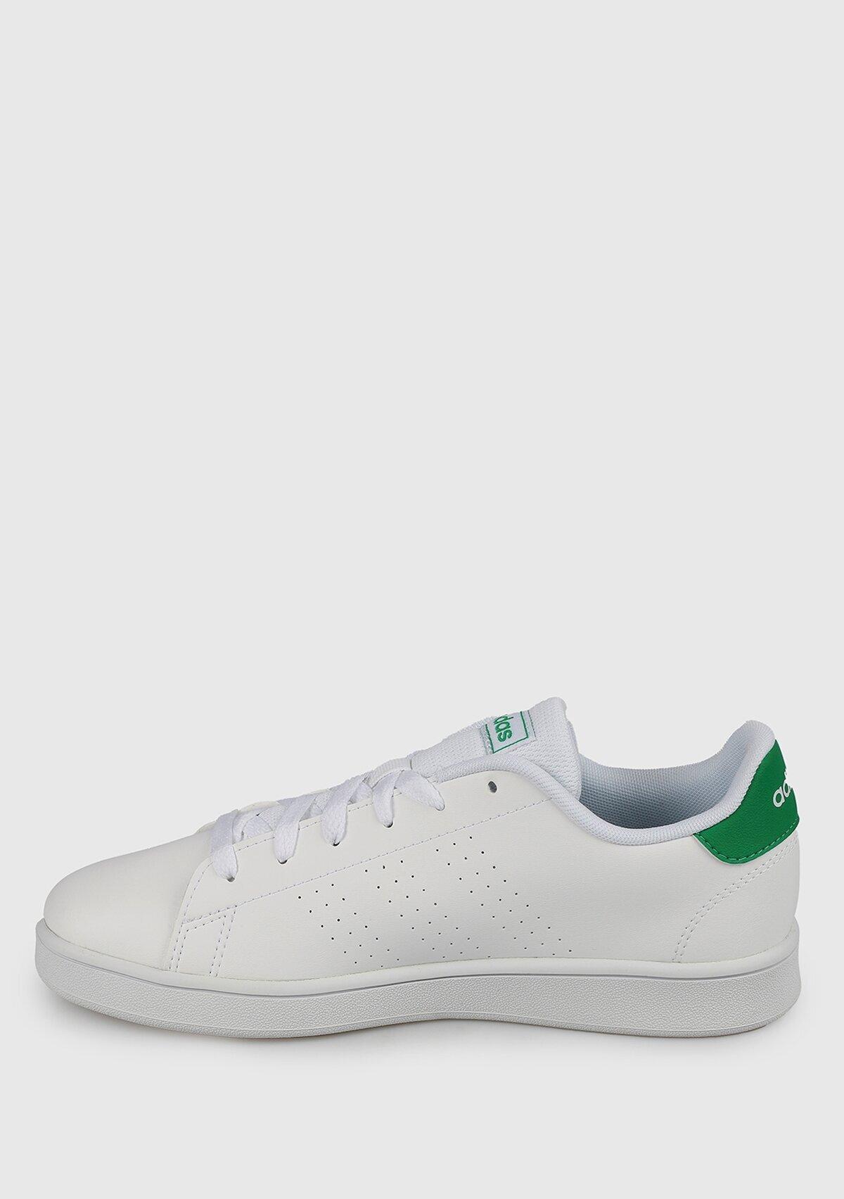 resm Advantage K Beyaz Unisex Spor Ayakkabısı Ef0213