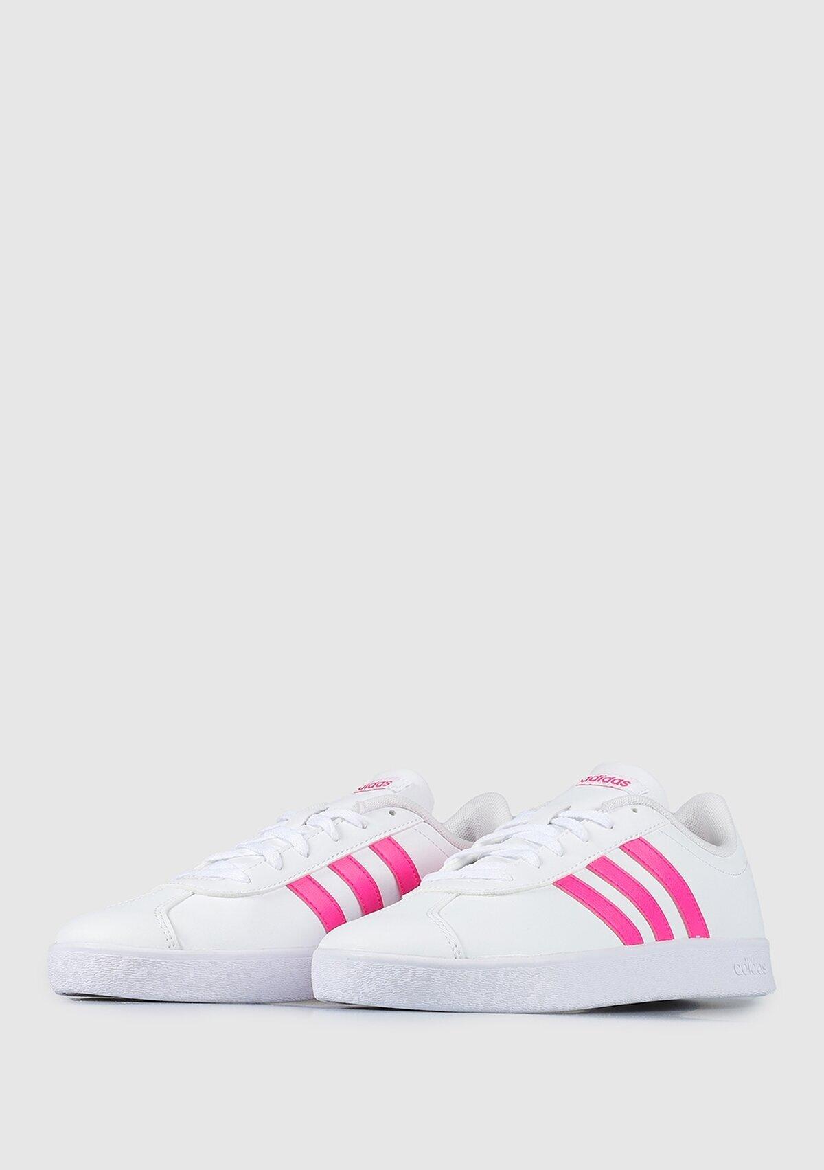 resm Vl Court 2 K Beyaz Kadın Spor Ayakkabısı Eg6155