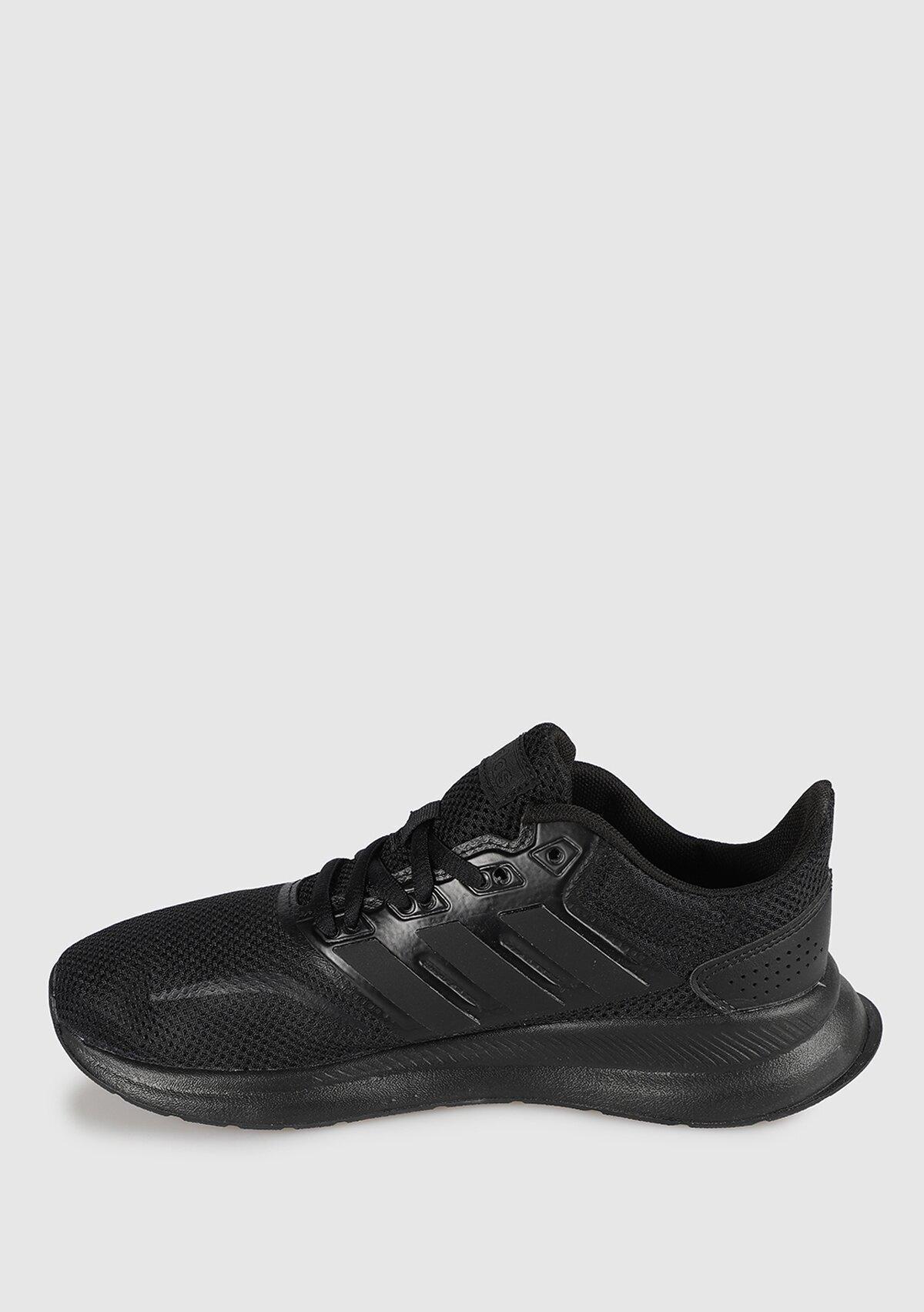 resm Runfalcon K Siyah Kadın Koşu Ayakkabısı F36549