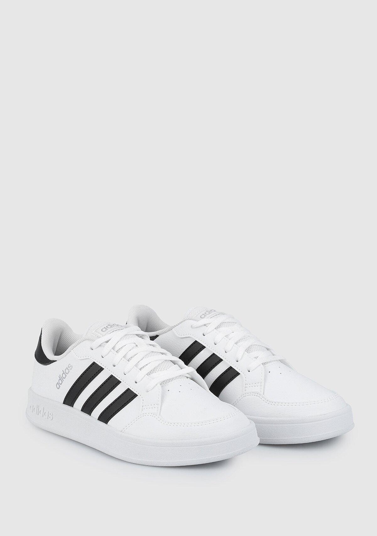 resm Breaknet Beyaz Kadın Tenis Ayakkabısı FX8724