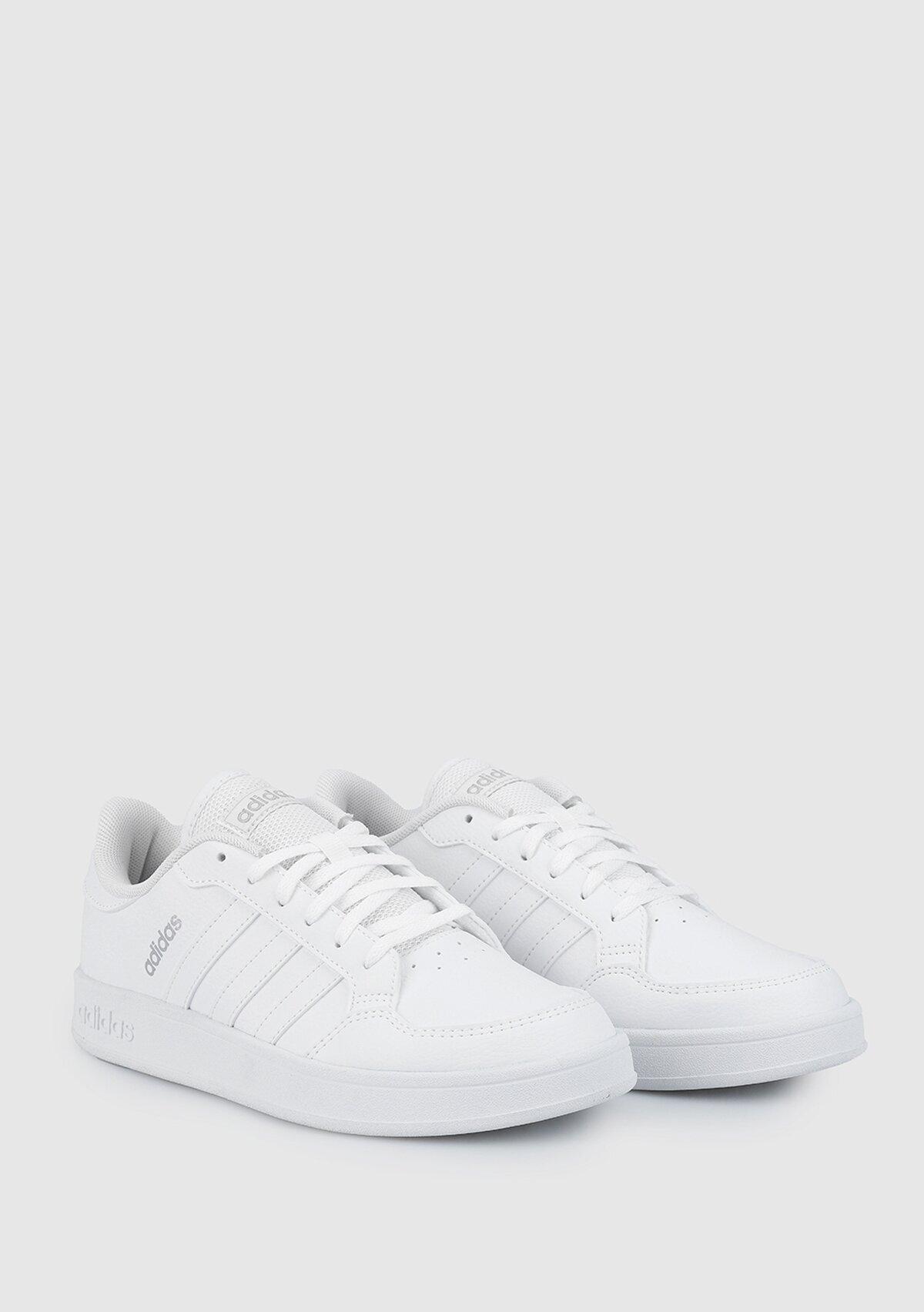 resm Breaknet Beyaz Tenis Ayakkabısı FX8725