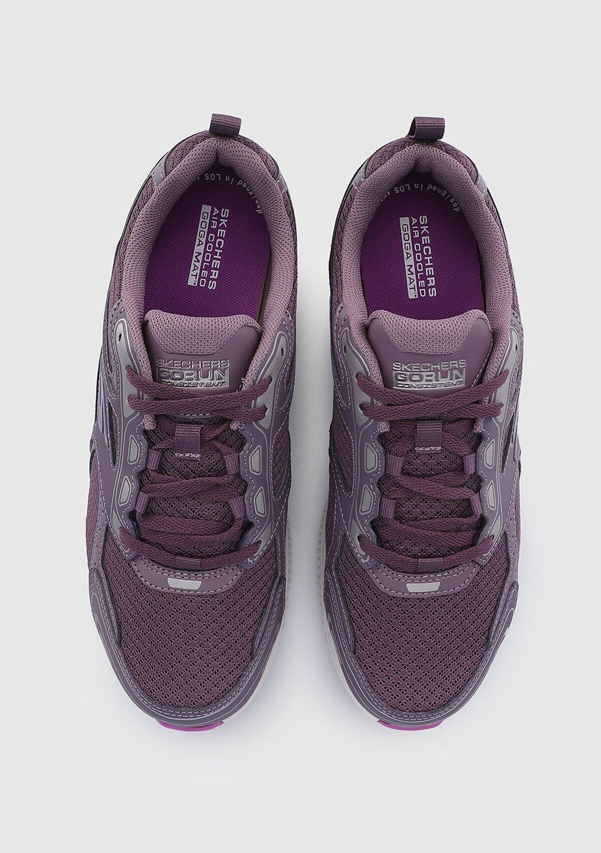 resm Plum Go Run Consıstent Mor Kadın Sneaker 128075 PL