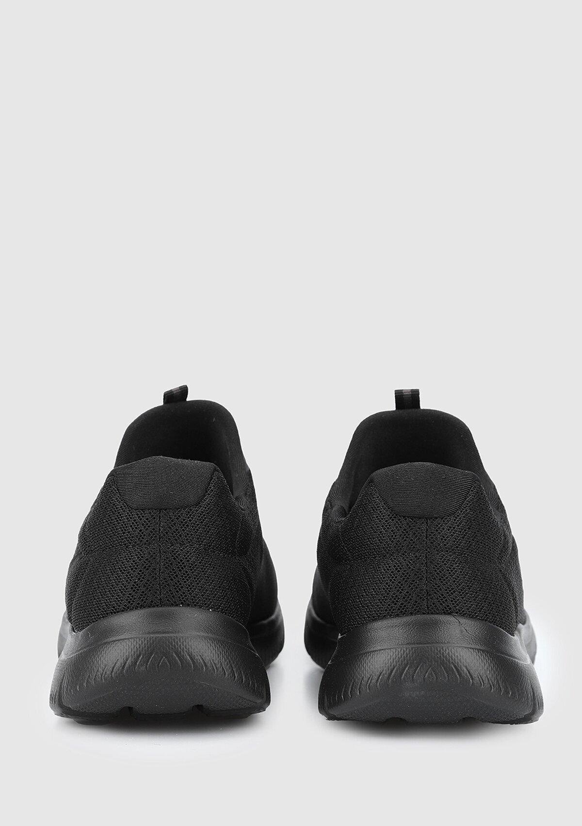 resm Summits Siyah Kadın Sneaker 12980Bbk