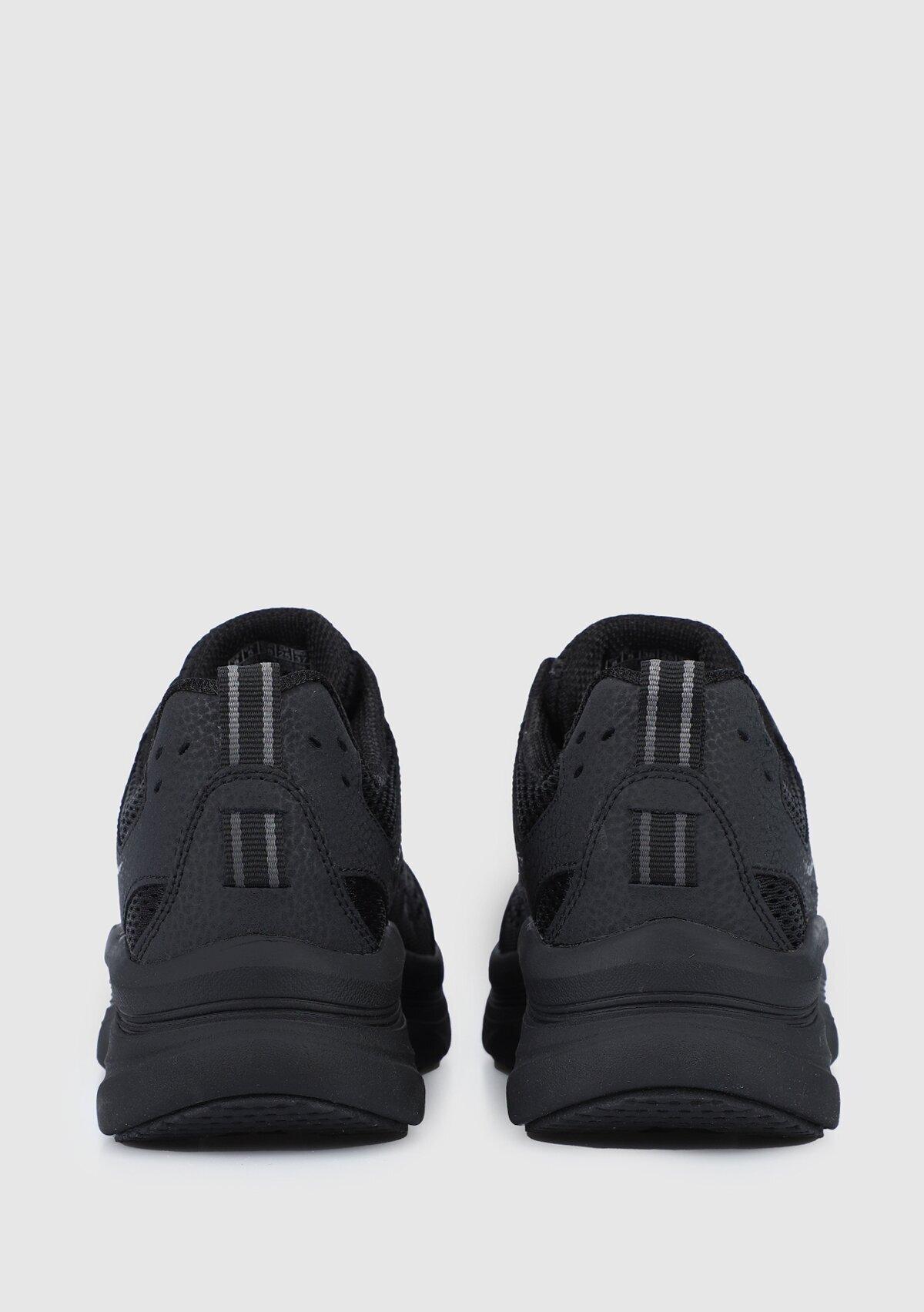 resm Max Flex Siyah Kadın Sneaker 149023Bbk