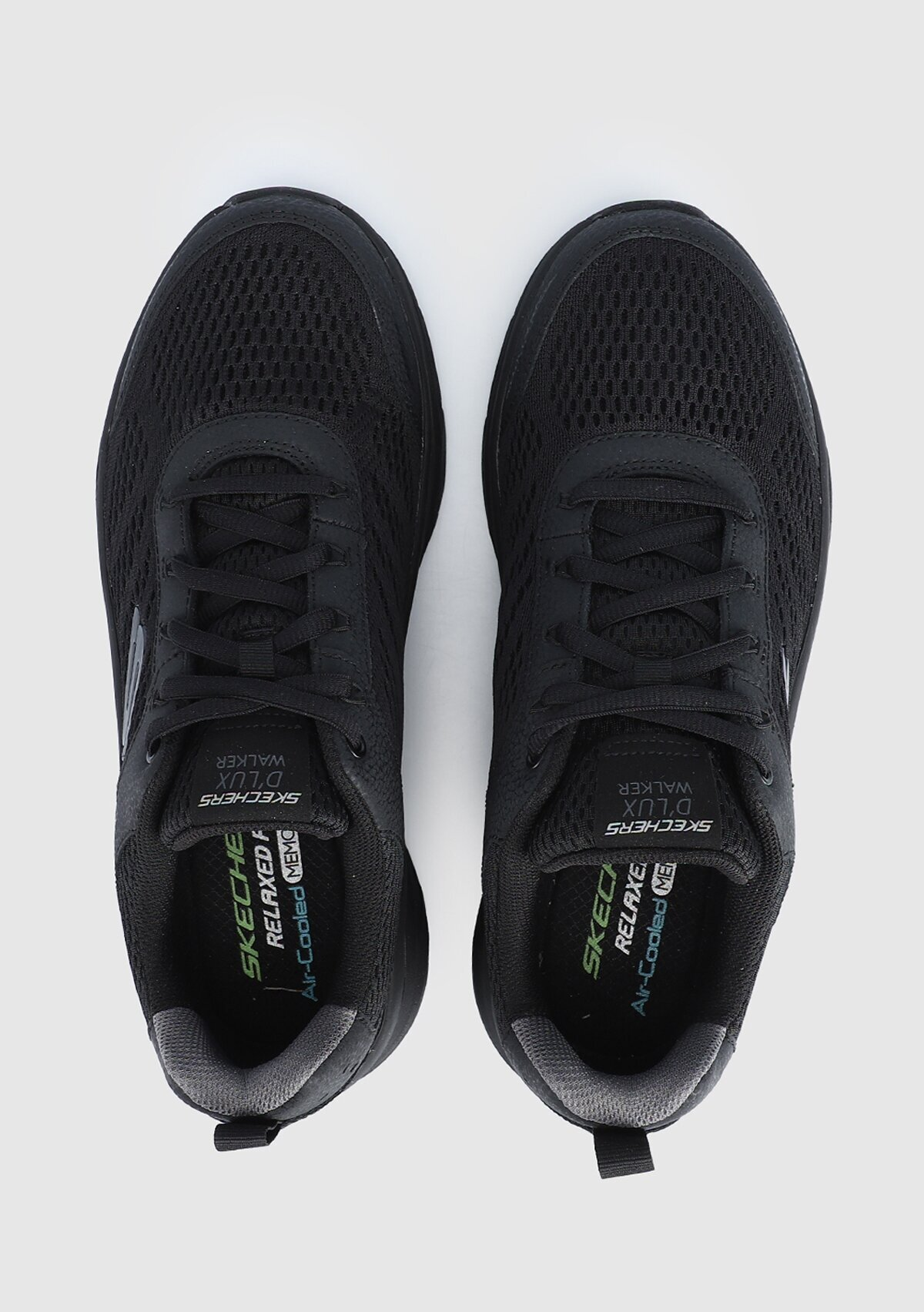 resm D'Lux Walker Siyah Erkek Sneaker 232044Bbk