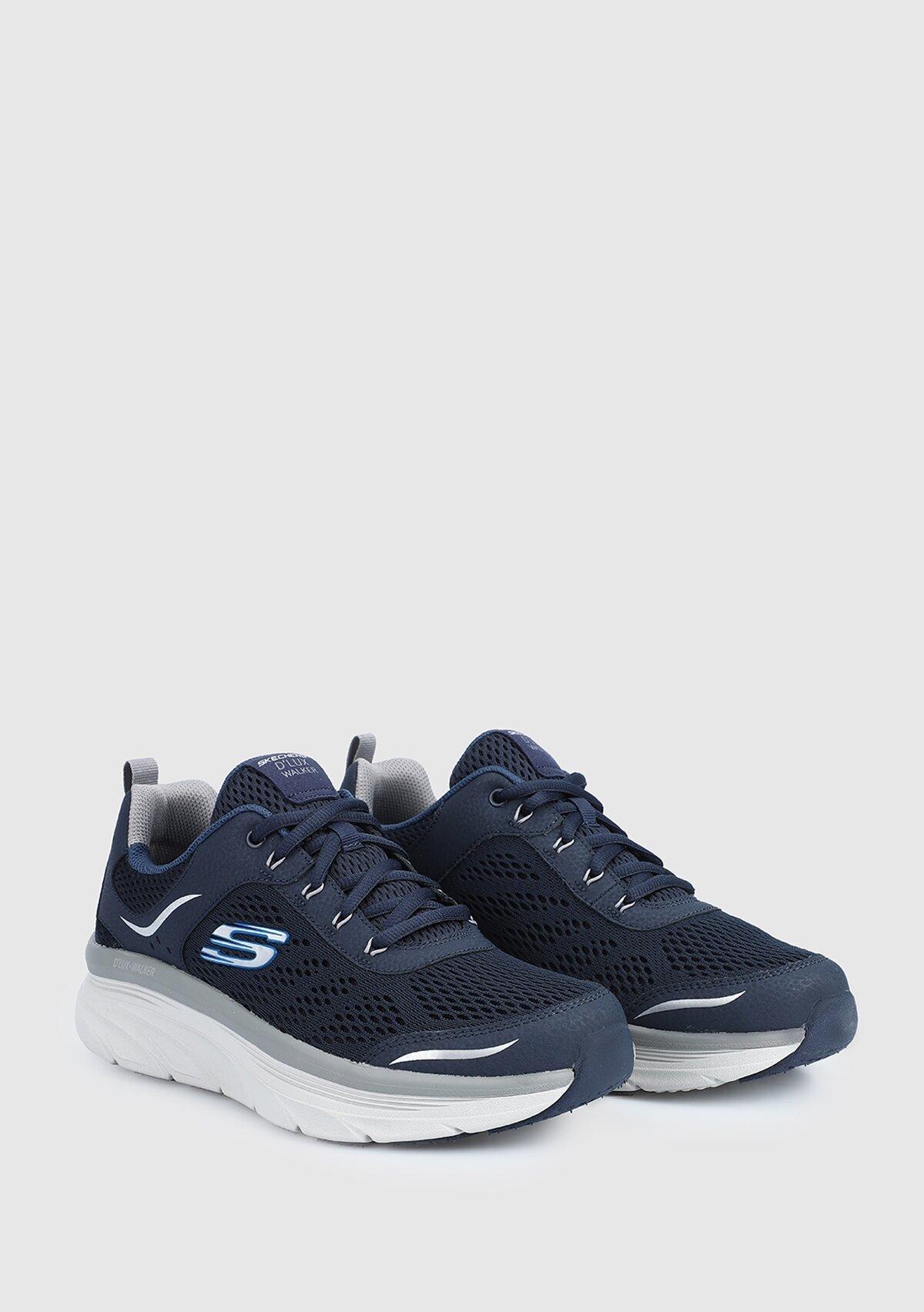 resm D'Lux Walker Lacivert Erkek Sneaker 232044Nvgy