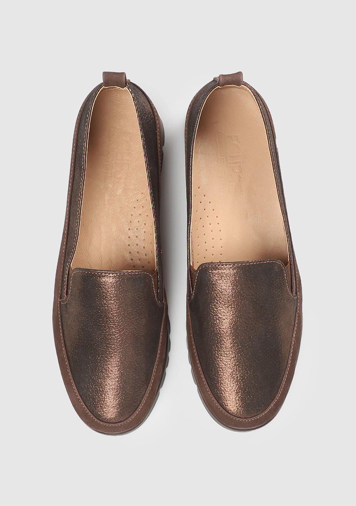 resm Kahve Kadın Casual Ayakkabı