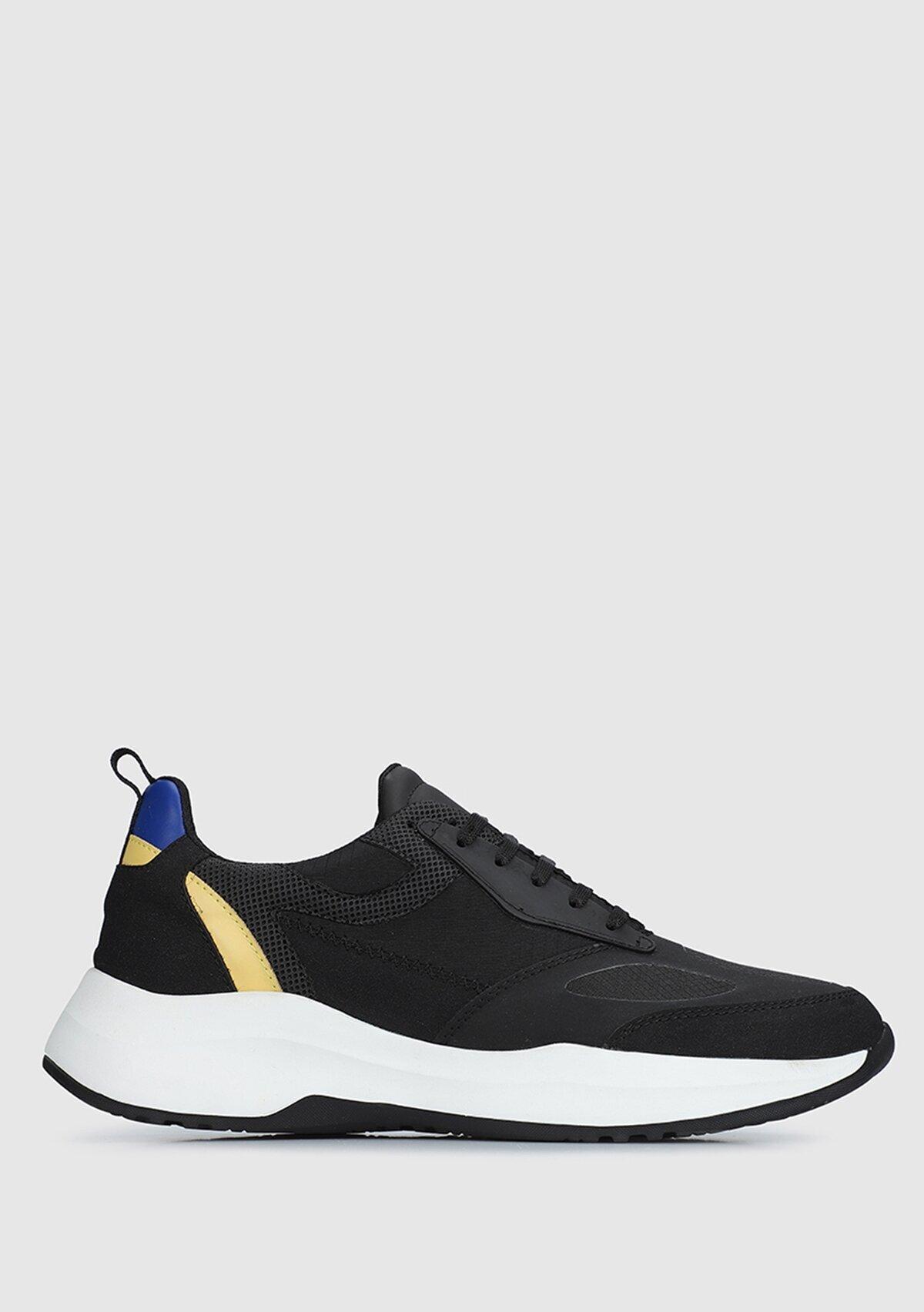 resm Siyah Erkek Sneaker