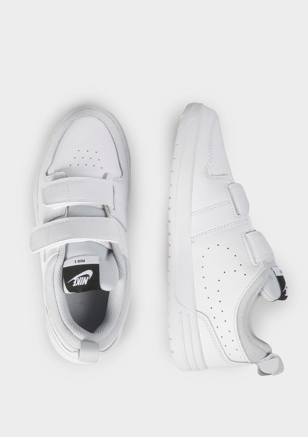 resm Pico 5 Beyaz Unisex Spor Ayakkabısı Ar4161-100