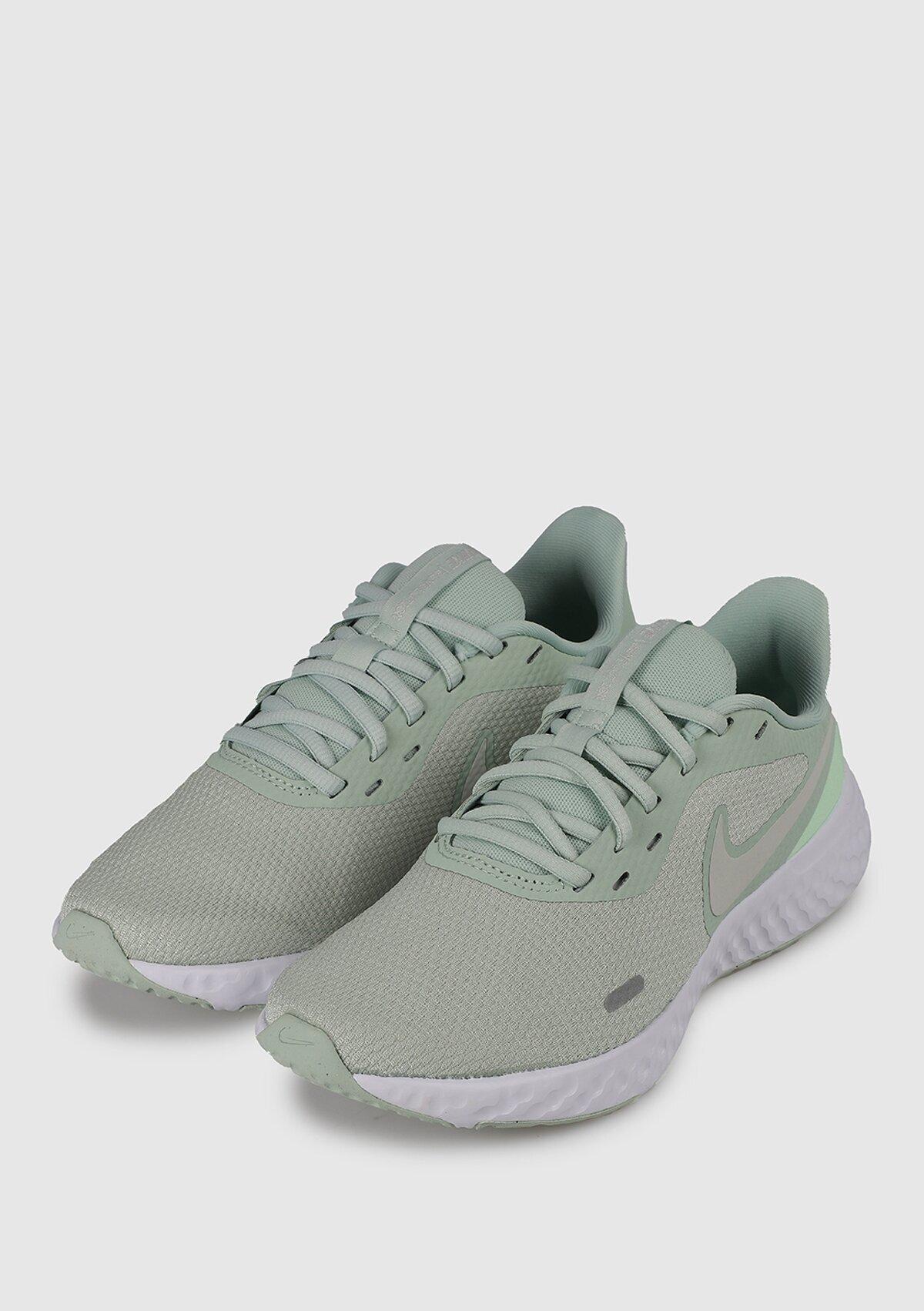 resm Revolution Yeşil Kadın Koşu Ayakkabısı Bq3207-300