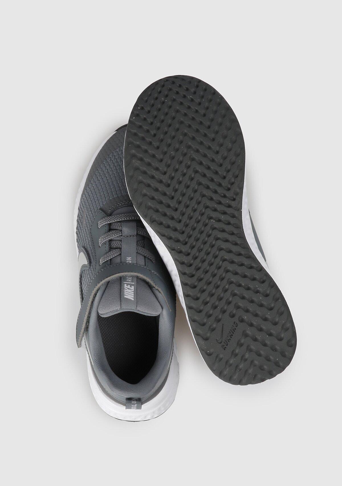 resm Revolution 5 Gri Unisex Spor Ayakkabısı Bq5672-004