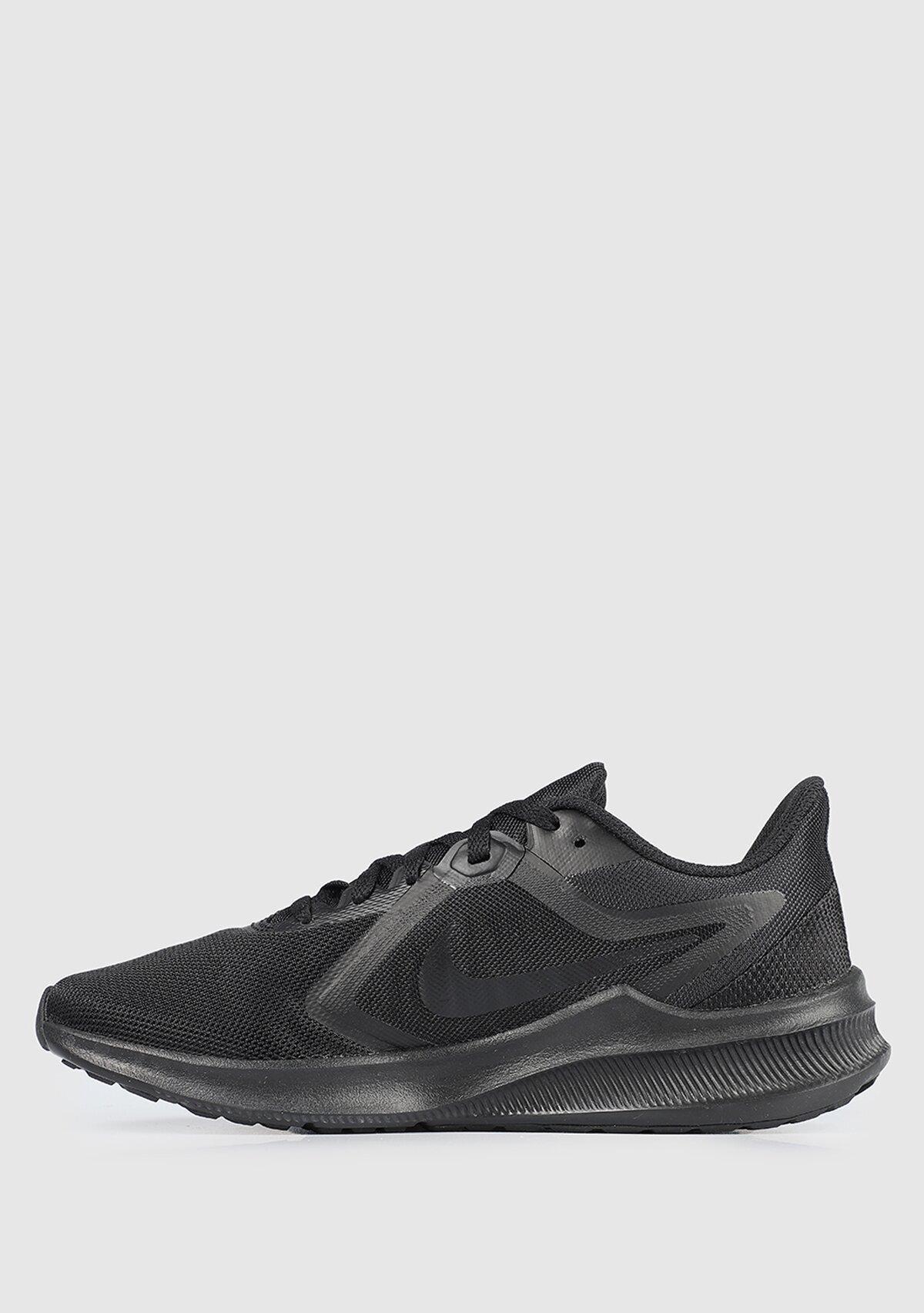 resm Wmns Downshifter 10 Siyah Kadın Koşu Ayakkabısı Cı9984-003