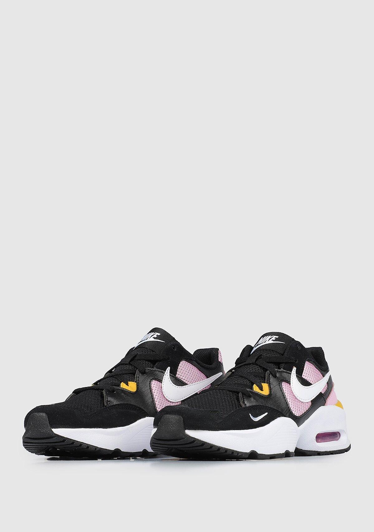 resm Air Max Fusion Siyah Kadın Spor Ayakkabı 2000Cj3824004
