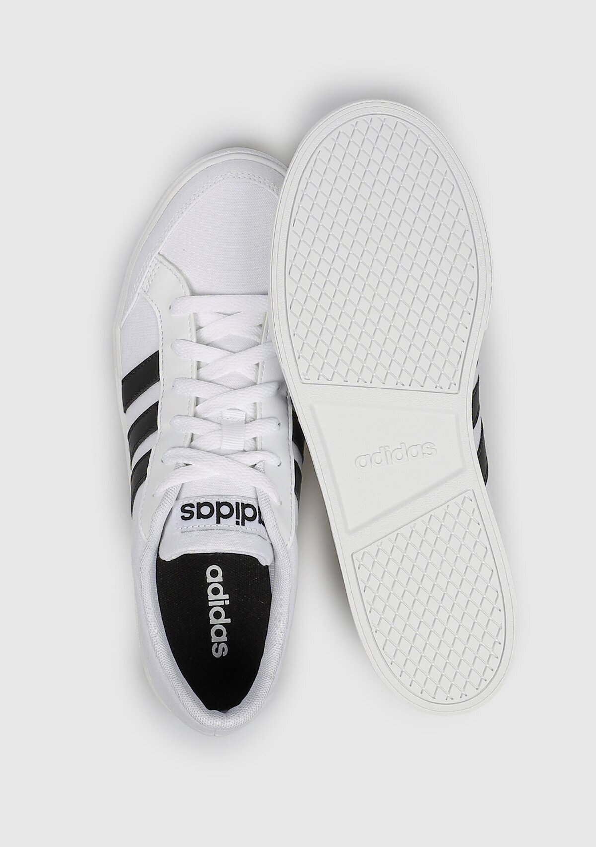 resm Vs Set Beyaz Erkek Tenis Ayakkabısı Aw3889