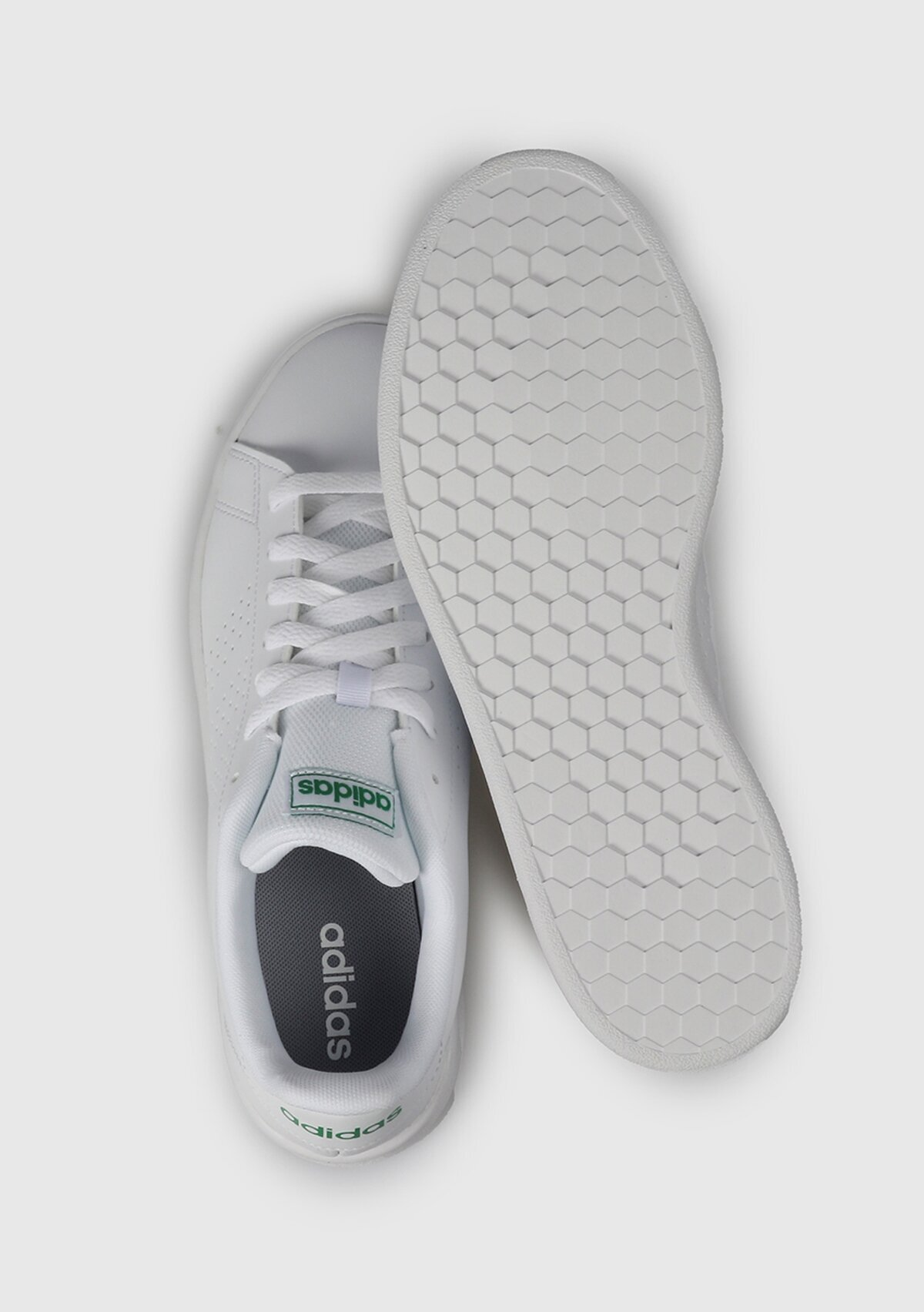 resm Advantage Base Beyaz Erkek Sneaker Ee7690