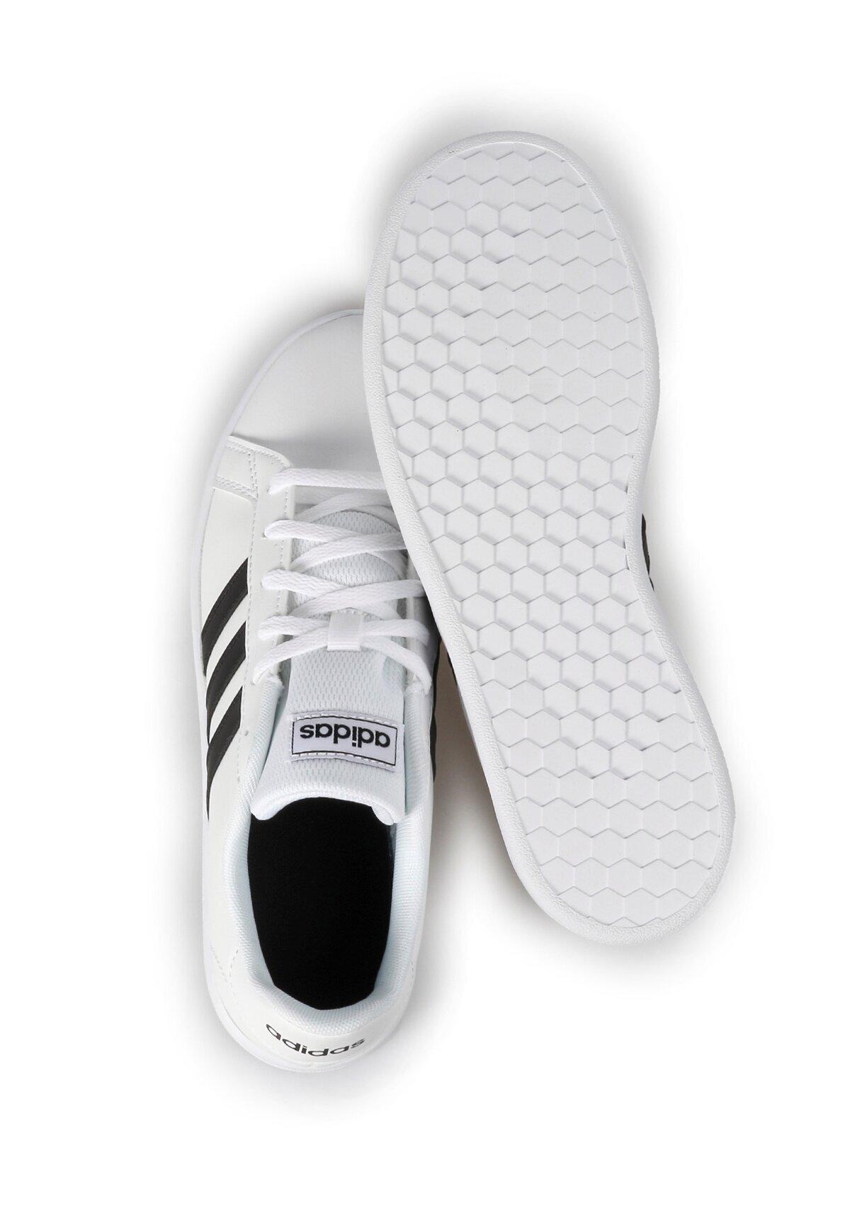resm Grand Court K Beyaz Unisex Sneaker Ef0103