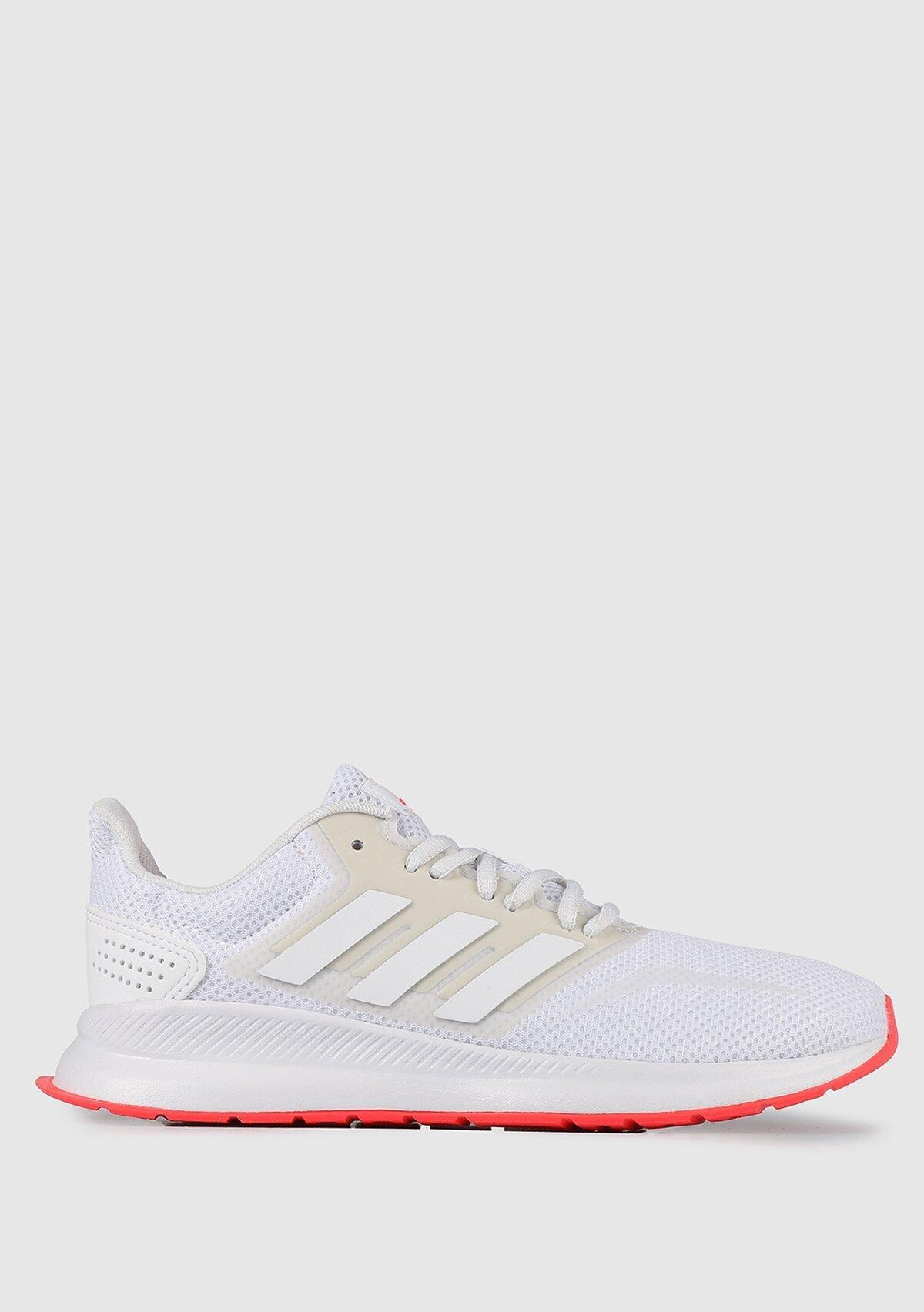 resm Falcon Beyaz Kadın Koşu Ayakkabısı Fw5142