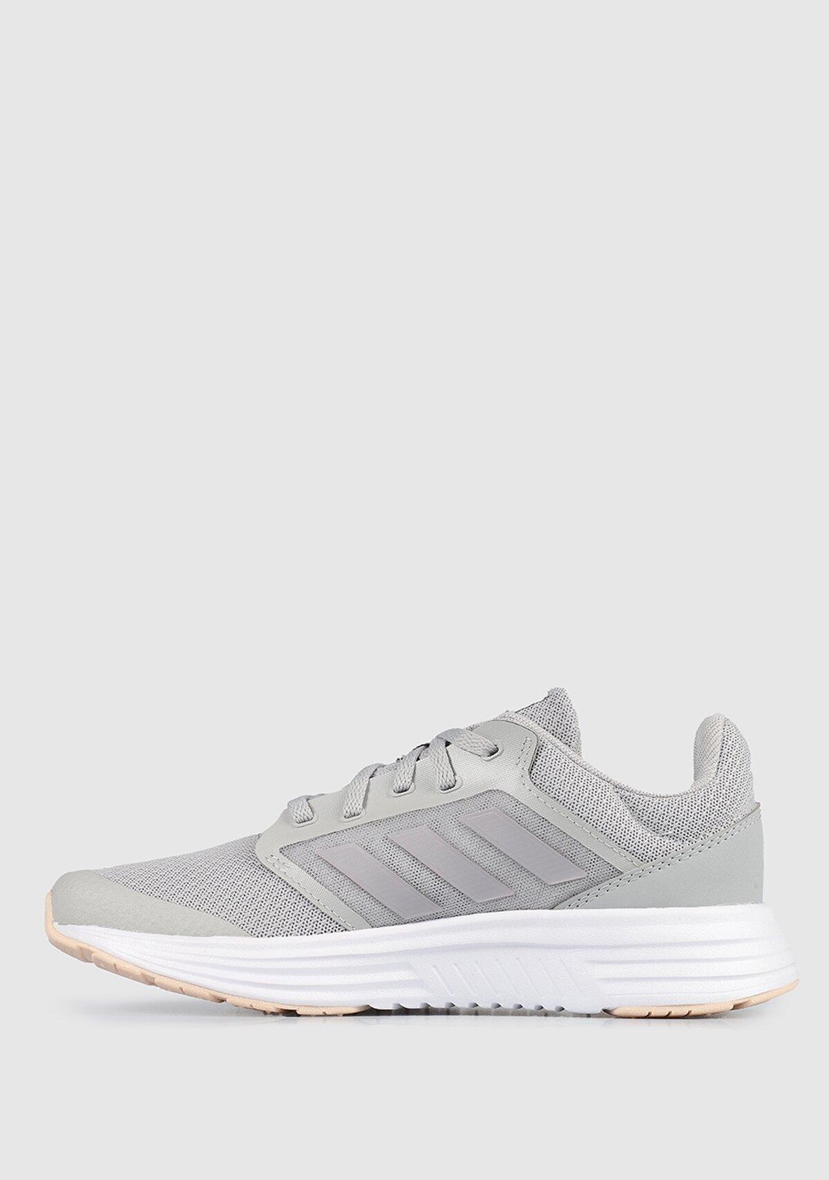 resm Galaxy 5 New Gri Kadın Sneaker Fw6122