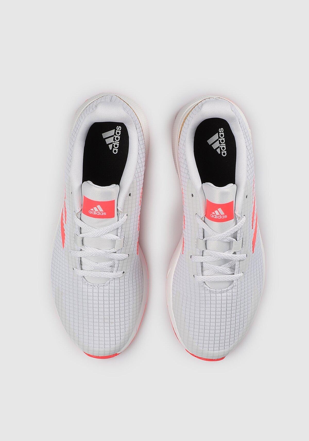 resm Sooraj Beyaz Kadın Koşu Ayakkabısı Fw9549
