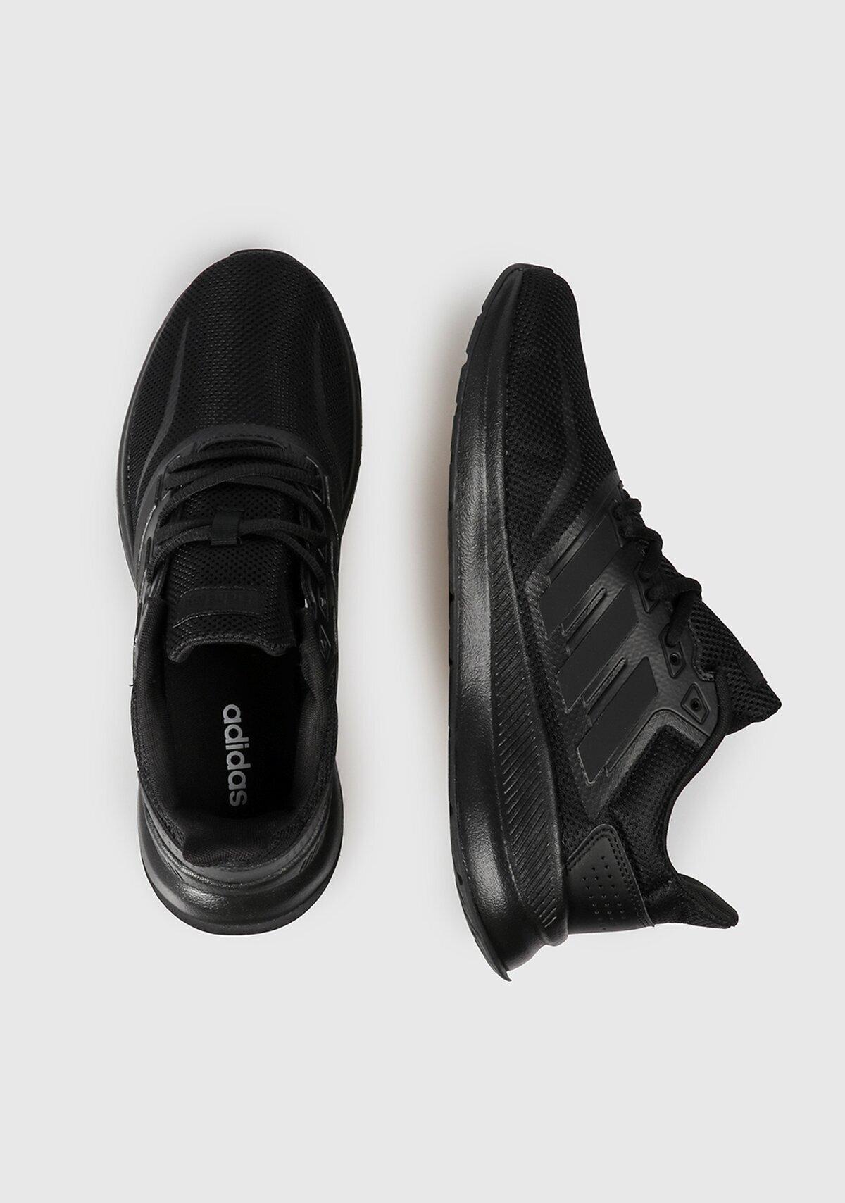 resm Runfalcon Siyah Erkek Koşu Ayakkabısı G28970