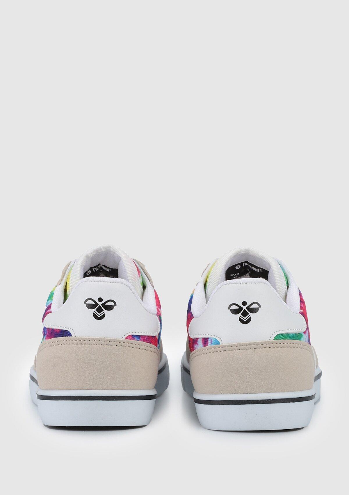 resm Hml Stadıl Prınt  Krem Unisex Sneaker 212633