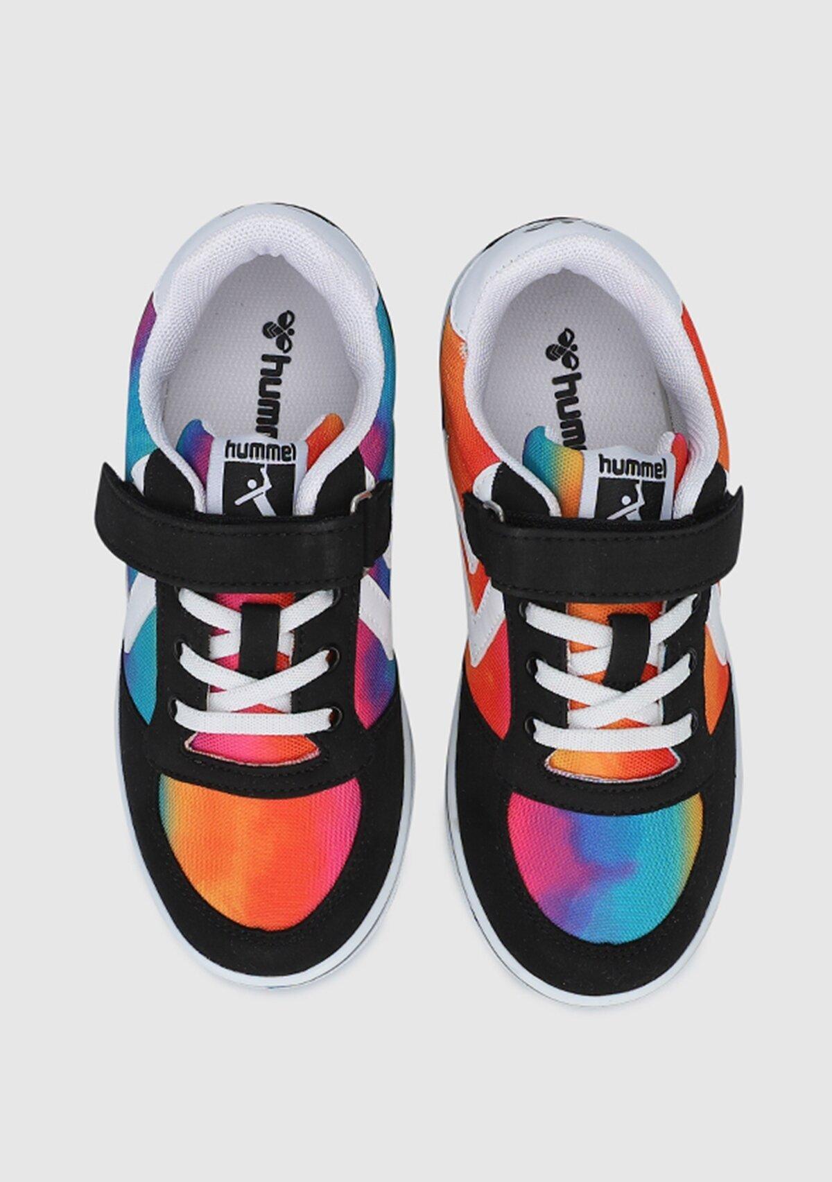 resm Hml Stadil Print Jr Siyah Unisex Sneaker 212702-2081
