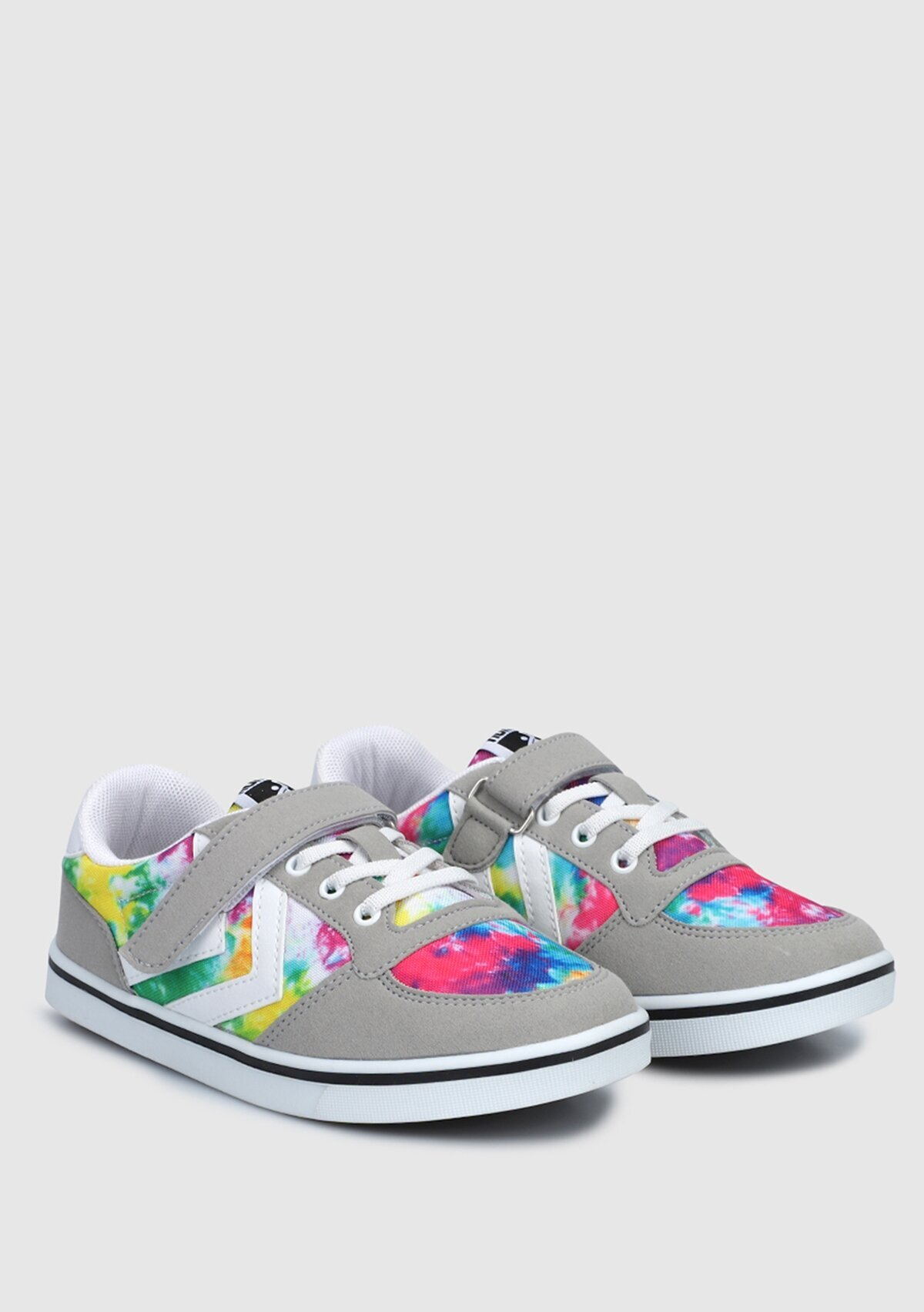 resm Hml Stadil Print Jr Multi Unisex Sneaker 212702-79