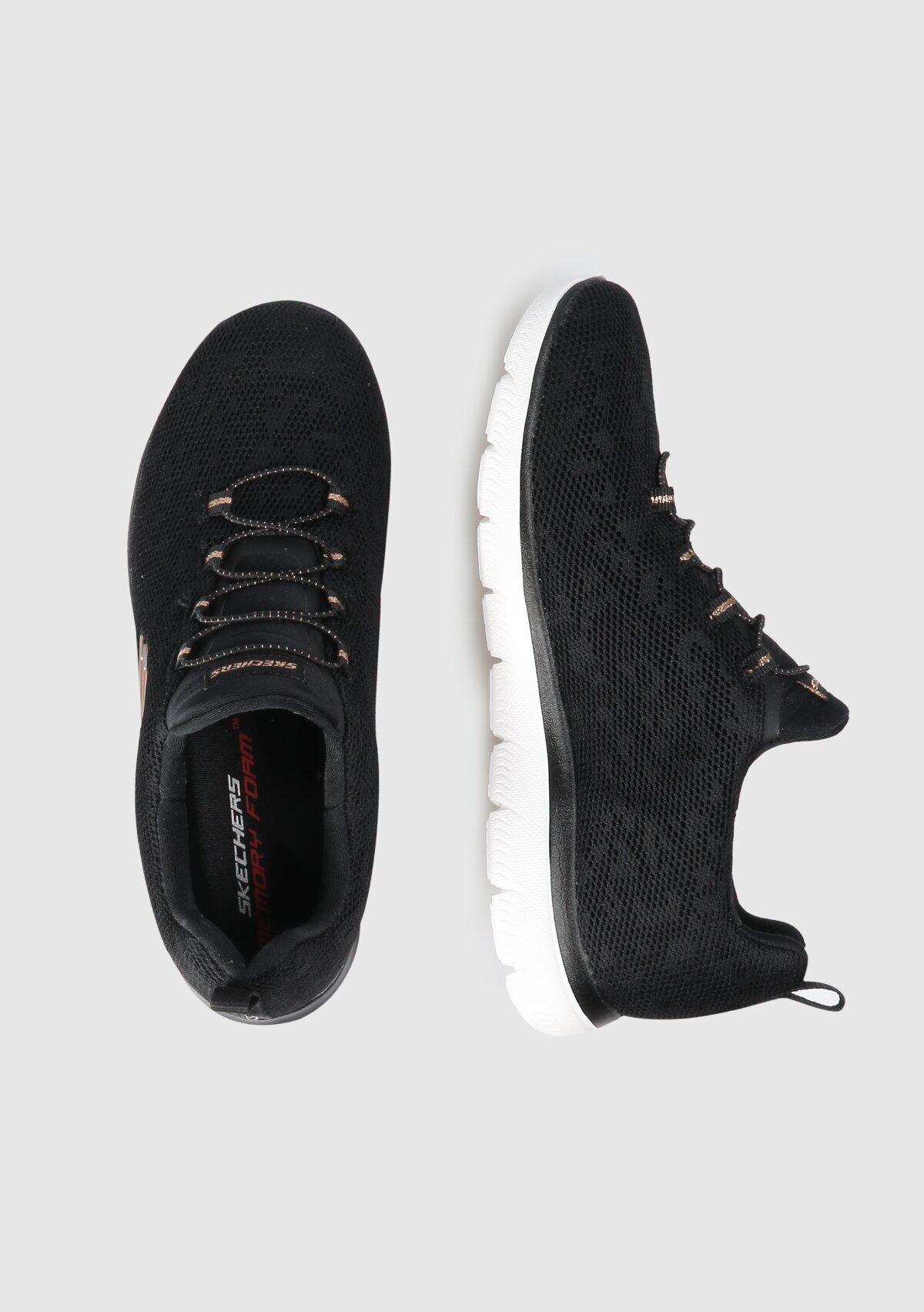 resm Summits Siyah Kadın Sneaker 149037Bkrg