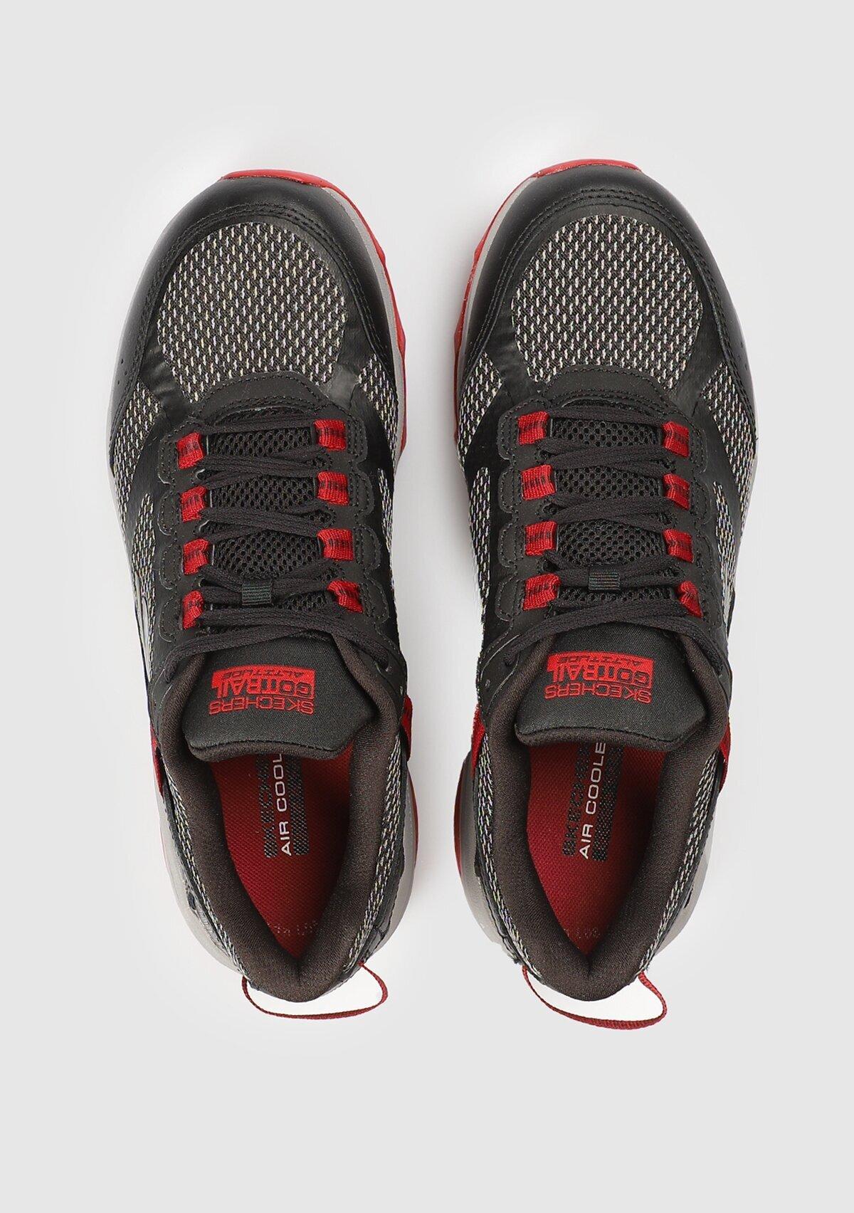 resm Go Run Trail Altitude Siyah Erkek Sneaker 220111Bkrd