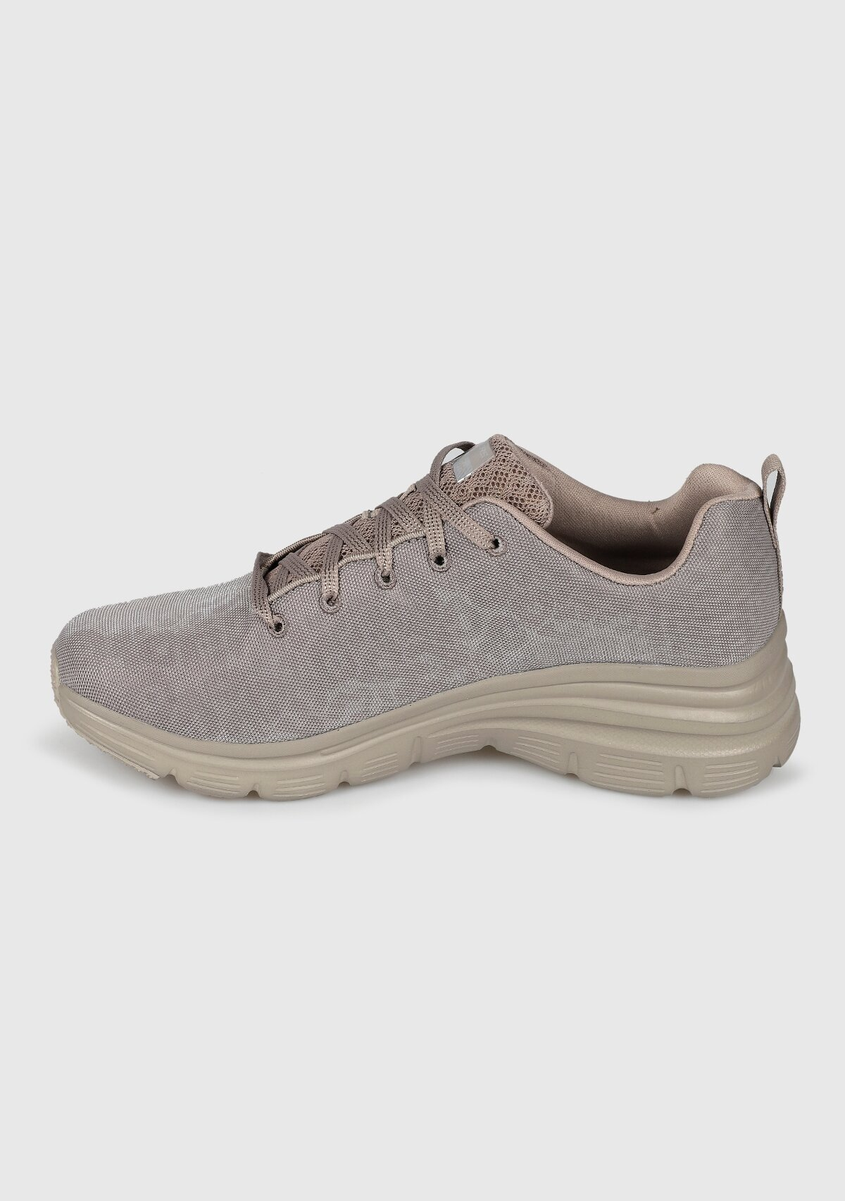 resm Fashion Fit Bej Kadın Sneaker 88888179Tpe