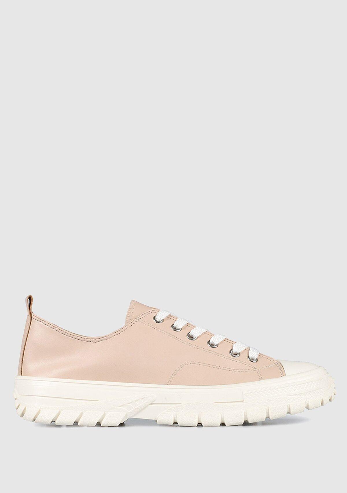 resm Bej Kadın Sneaker