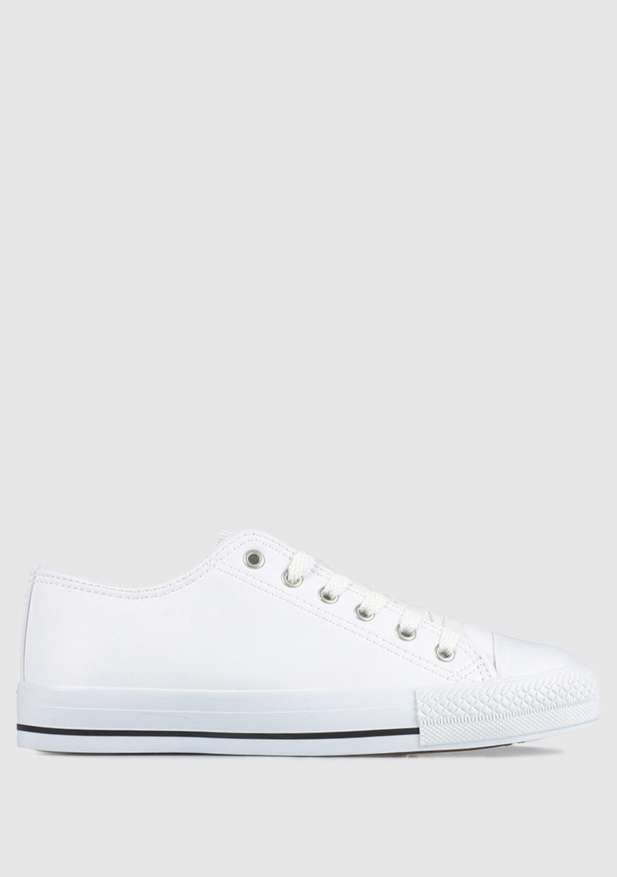 resm Beyaz Kadın Sneaker