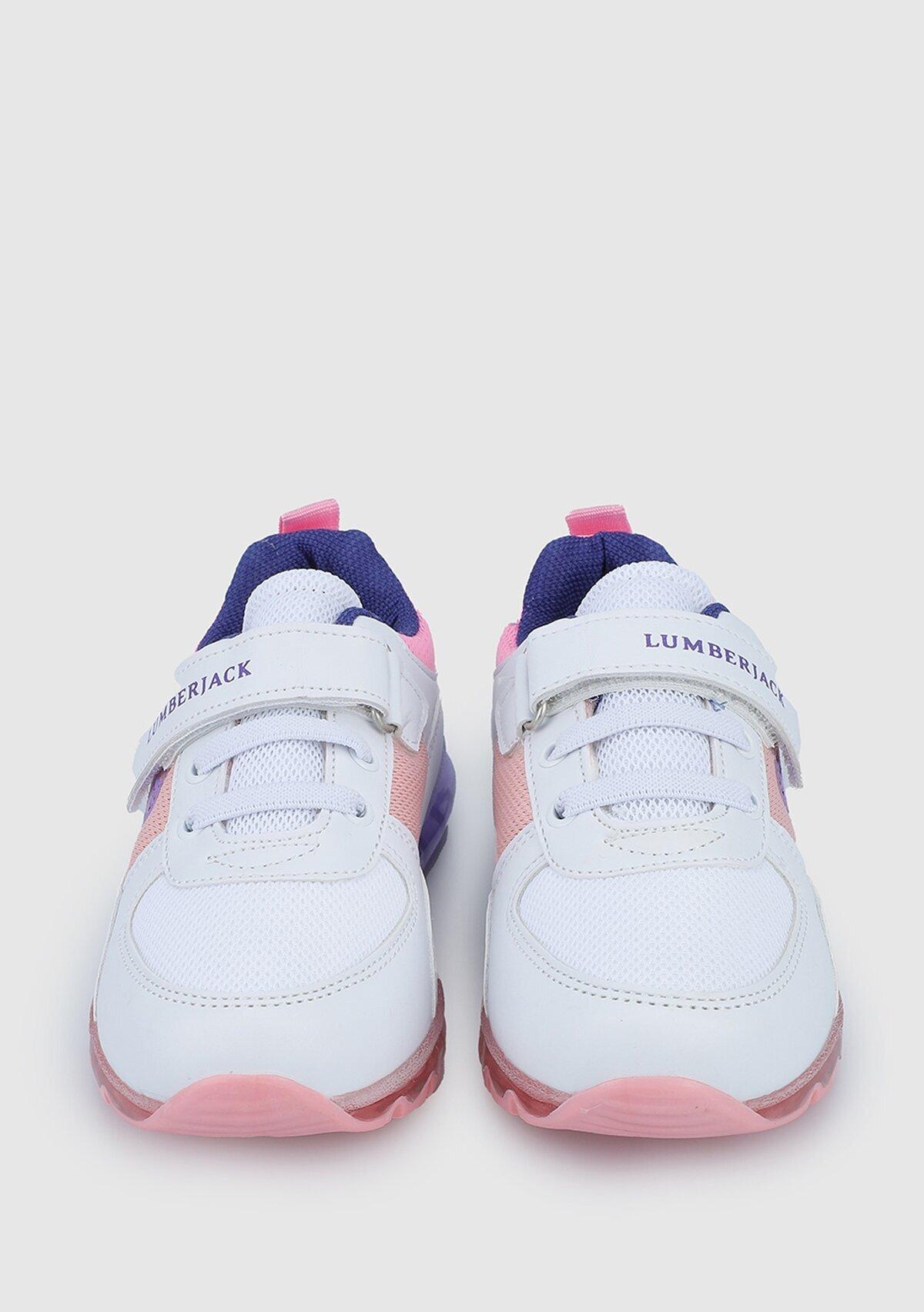 resm Beyaz Kız Çocuk Ayakkabı