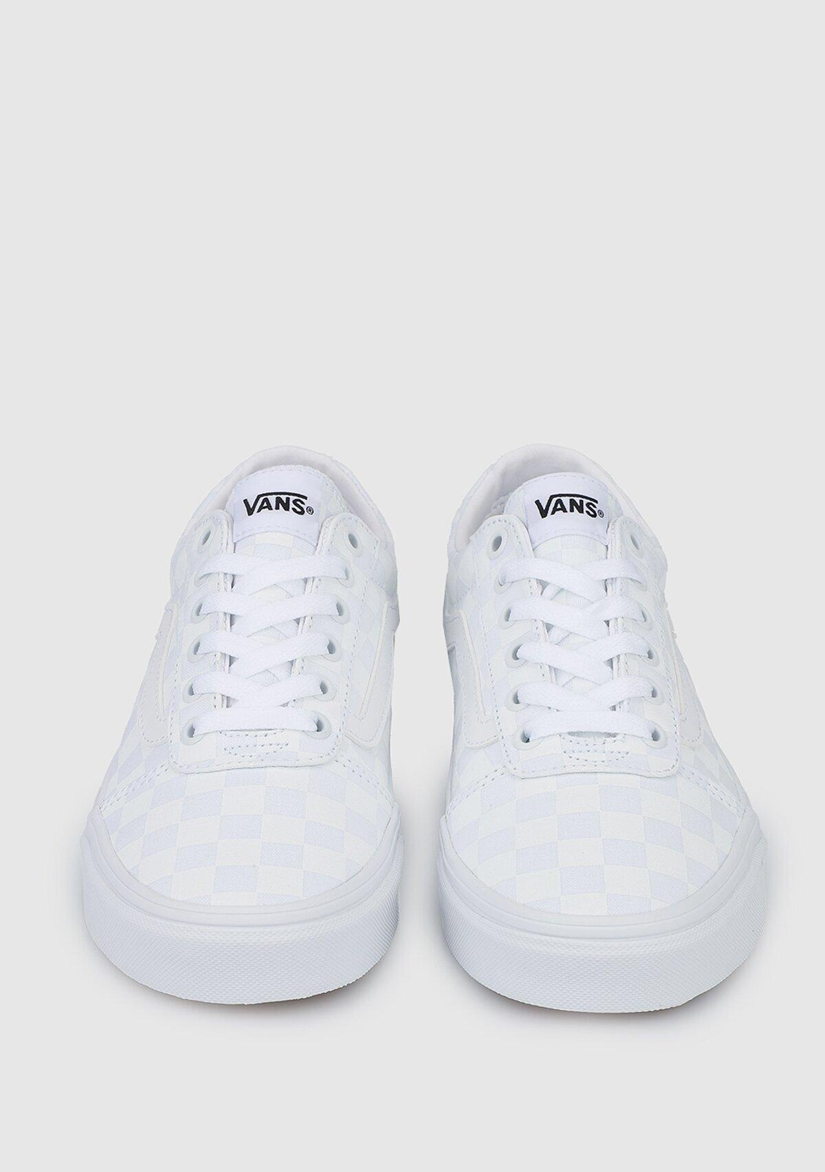 resm Checkerboard Beyaz  Ward Kadın Sneaker VN0A3IUNW511