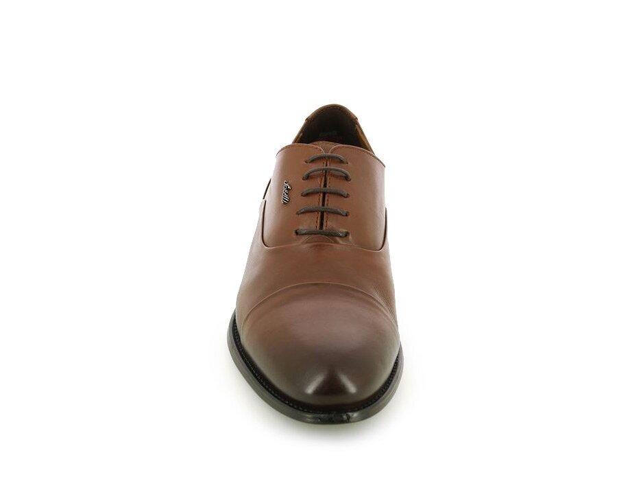 resm Taba Deri Erkek Konfor Ayakkabı