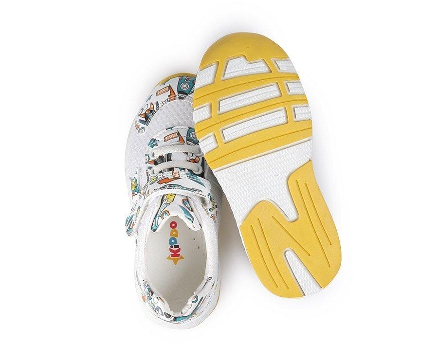 resm Beyaz Erkek Çocuk Sneaker