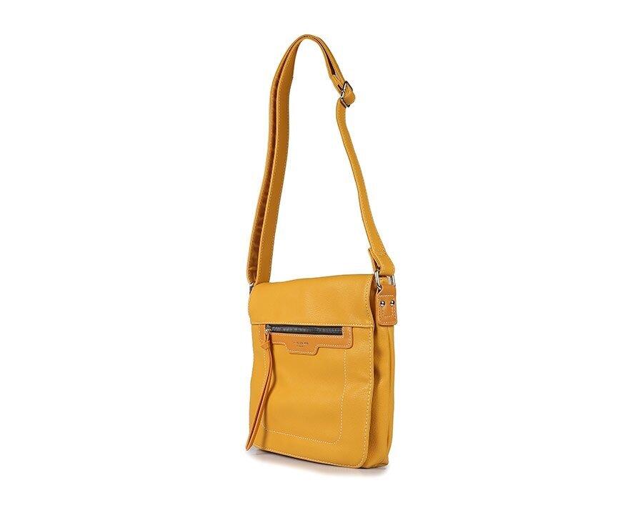 resm Sarı Kadın Çapraz Çanta