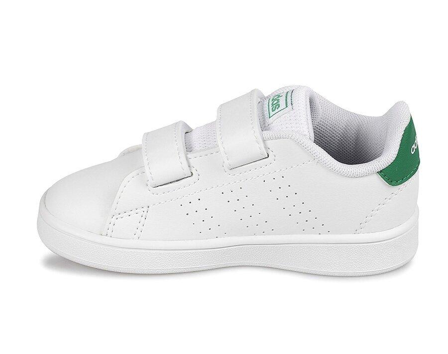 resm Advantage I Beyaz Unisex Spor Ayakkabısı Ef0301