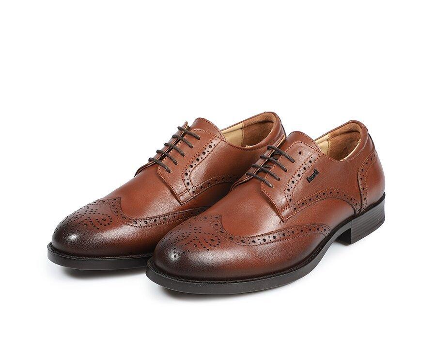 resm Taba Deri Erkek Casual Ayakkabı
