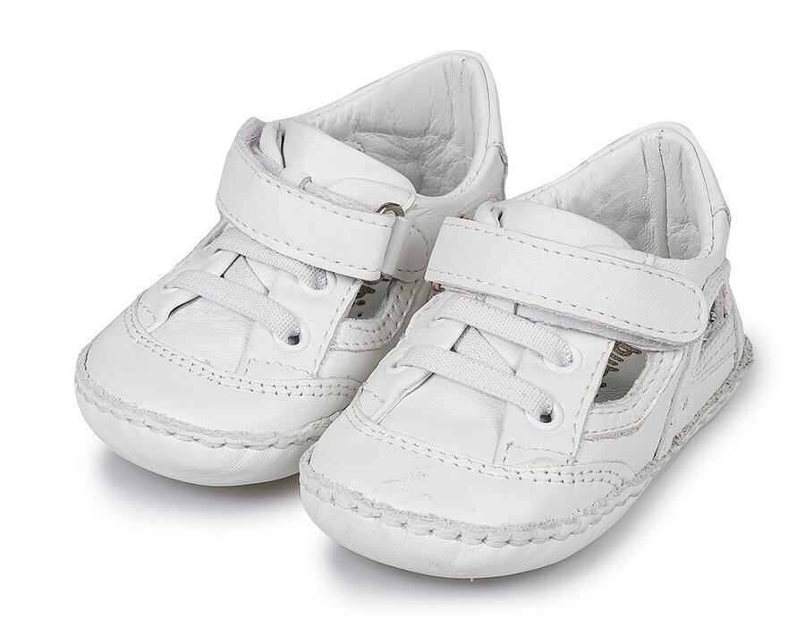 resm Beyaz Deri Erkek Çocuk Casual Ayakkabı