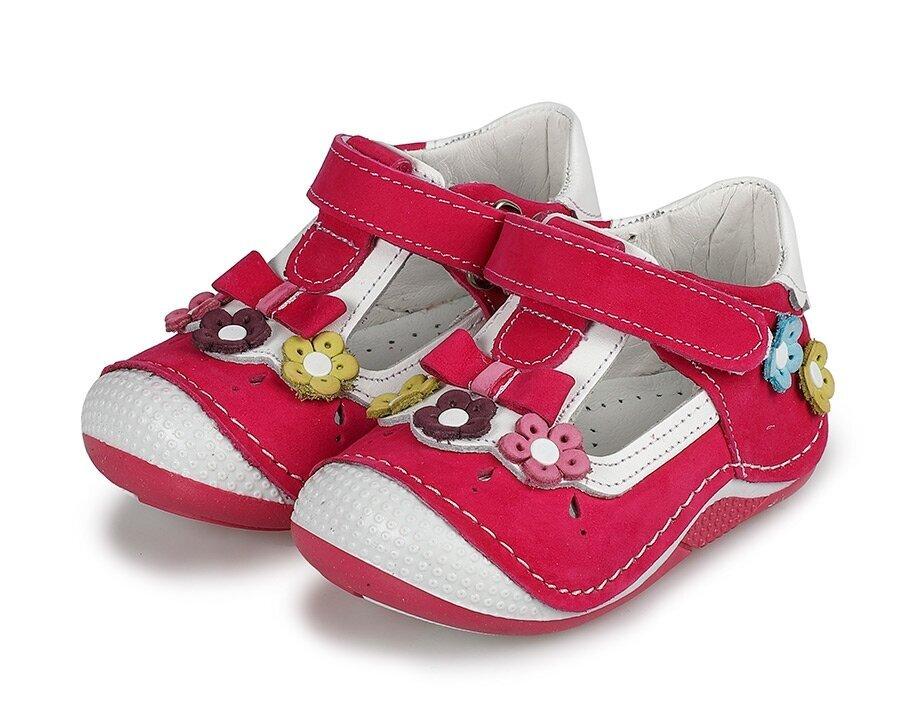 resm Fuşya Deri Kız Çocuk Casual Ayakkabı