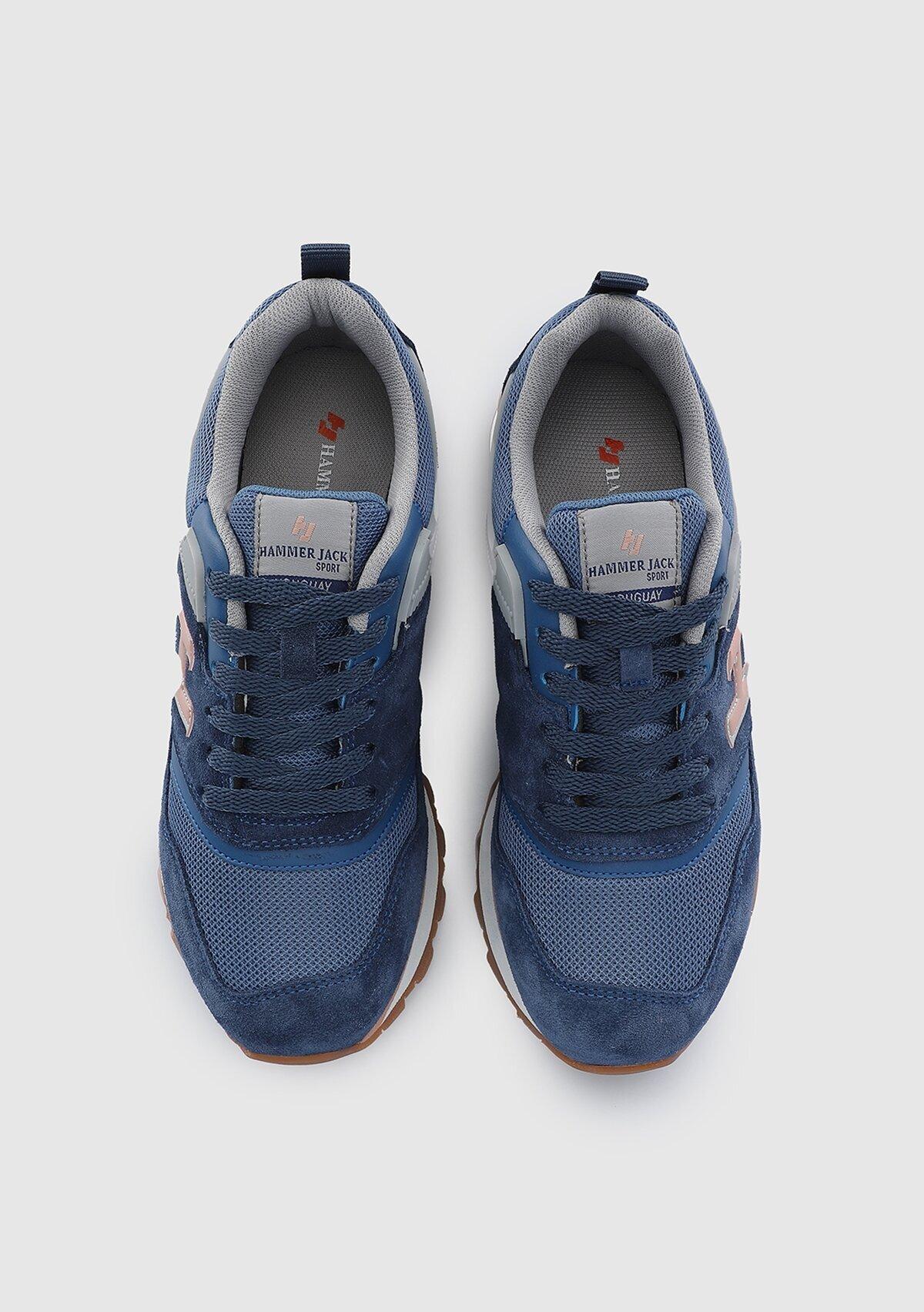 resm Mavi Kadın Sneaker